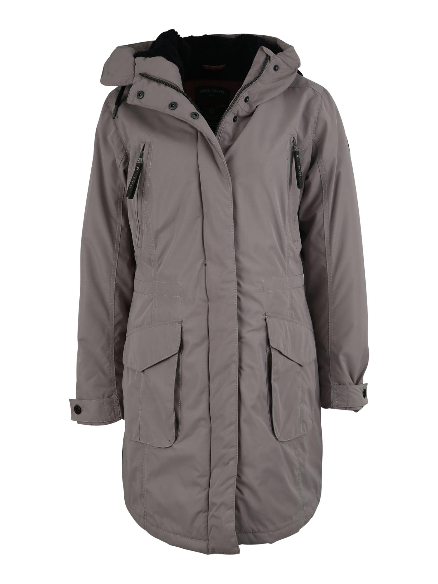 Outdoorový kabát Mawota šedobéžová G.I.G.A. DX