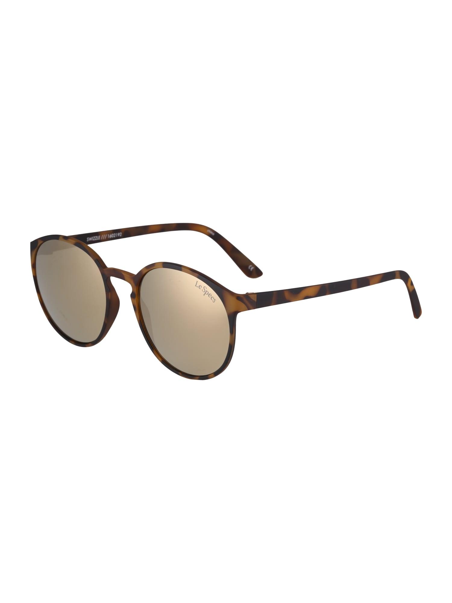 Sluneční brýle Swizzle hnědá LE SPECS