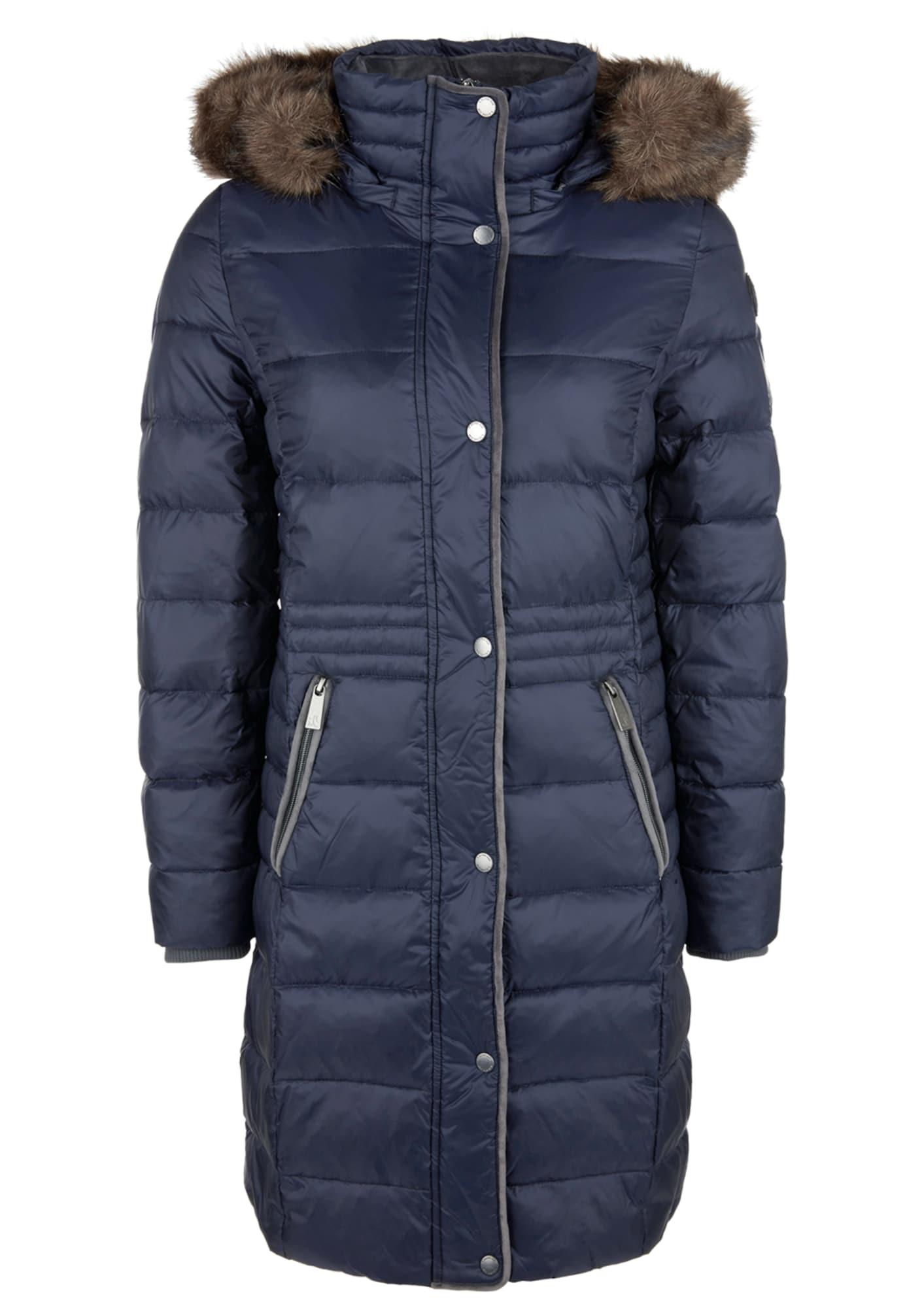 Zimní kabát kobaltová modř S.Oliver RED LABEL