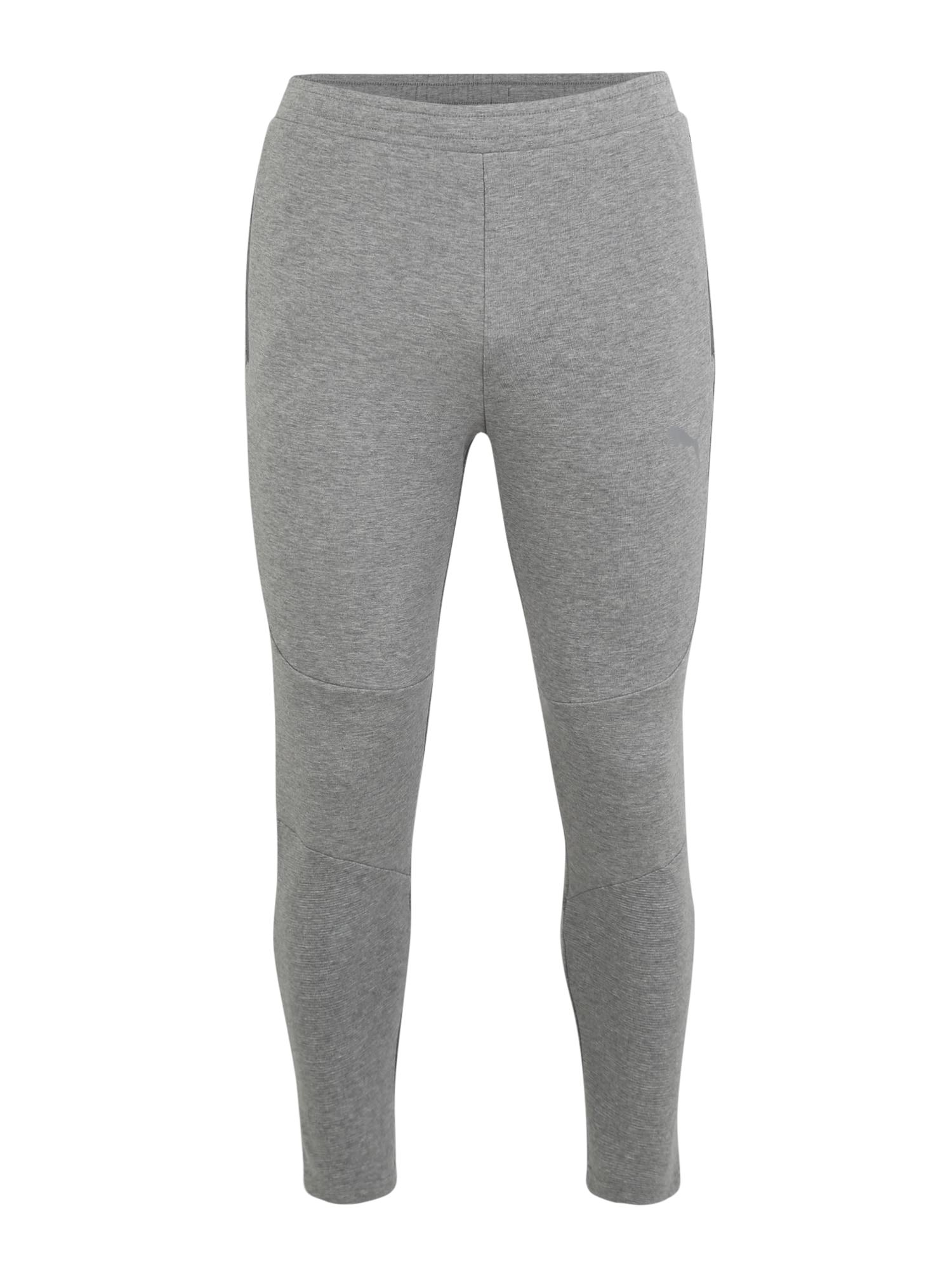 Sportovní kalhoty Evostripe světle šedá PUMA