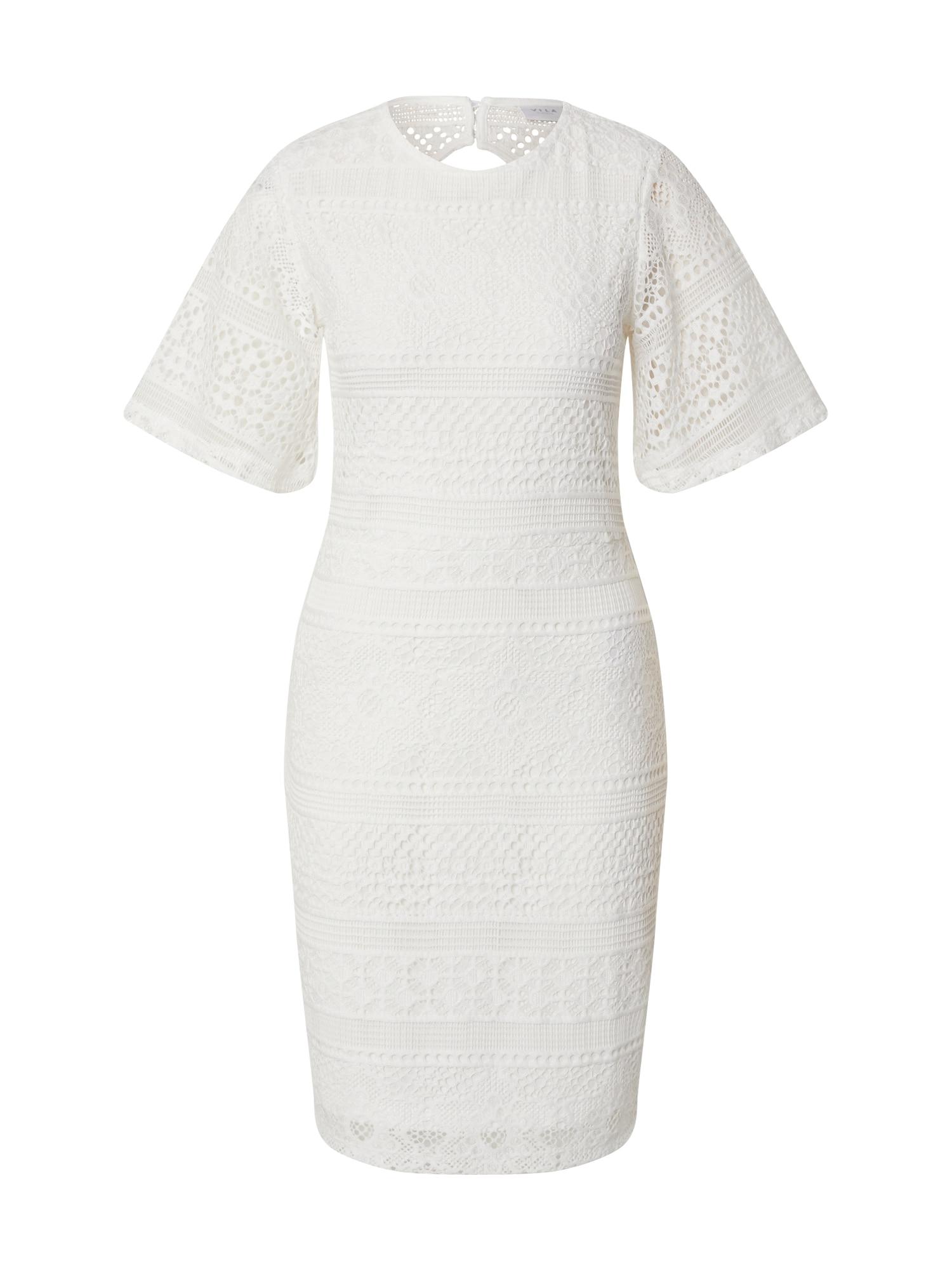 VILA Šaty 'DURINA'  biela