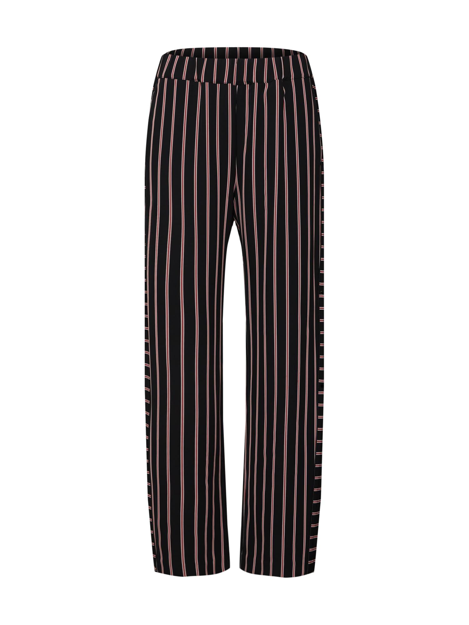 Kalhoty Lista Trousers černá SECOND FEMALE