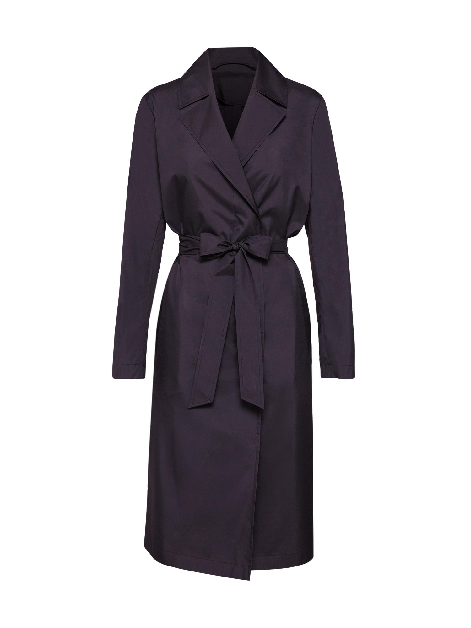 Přechodný kabát Victoire Front Runner Coat černá Filippa K