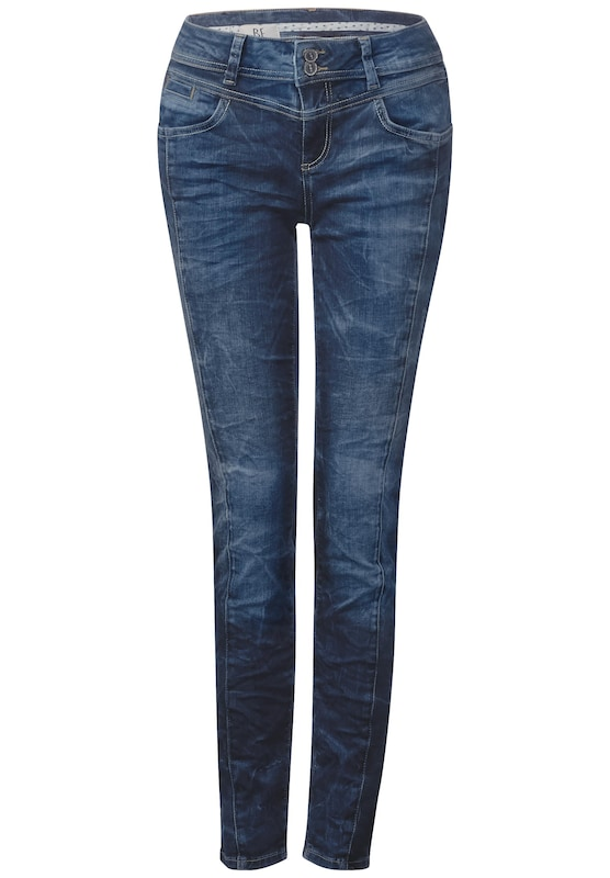STREET ONE Bleached Loose Fit Denim ´Rob´