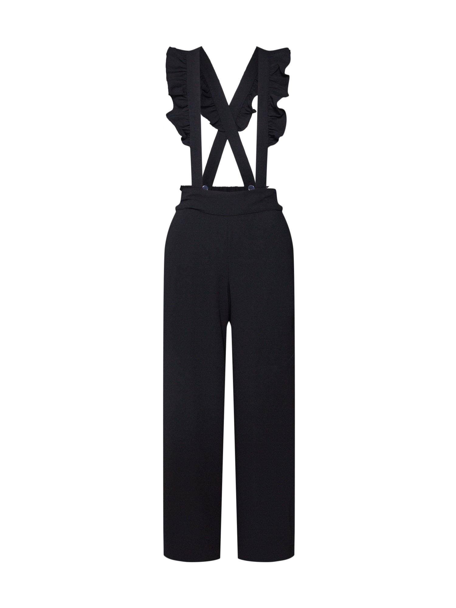 Kalhoty 1007551 černá TOM TAILOR DENIM