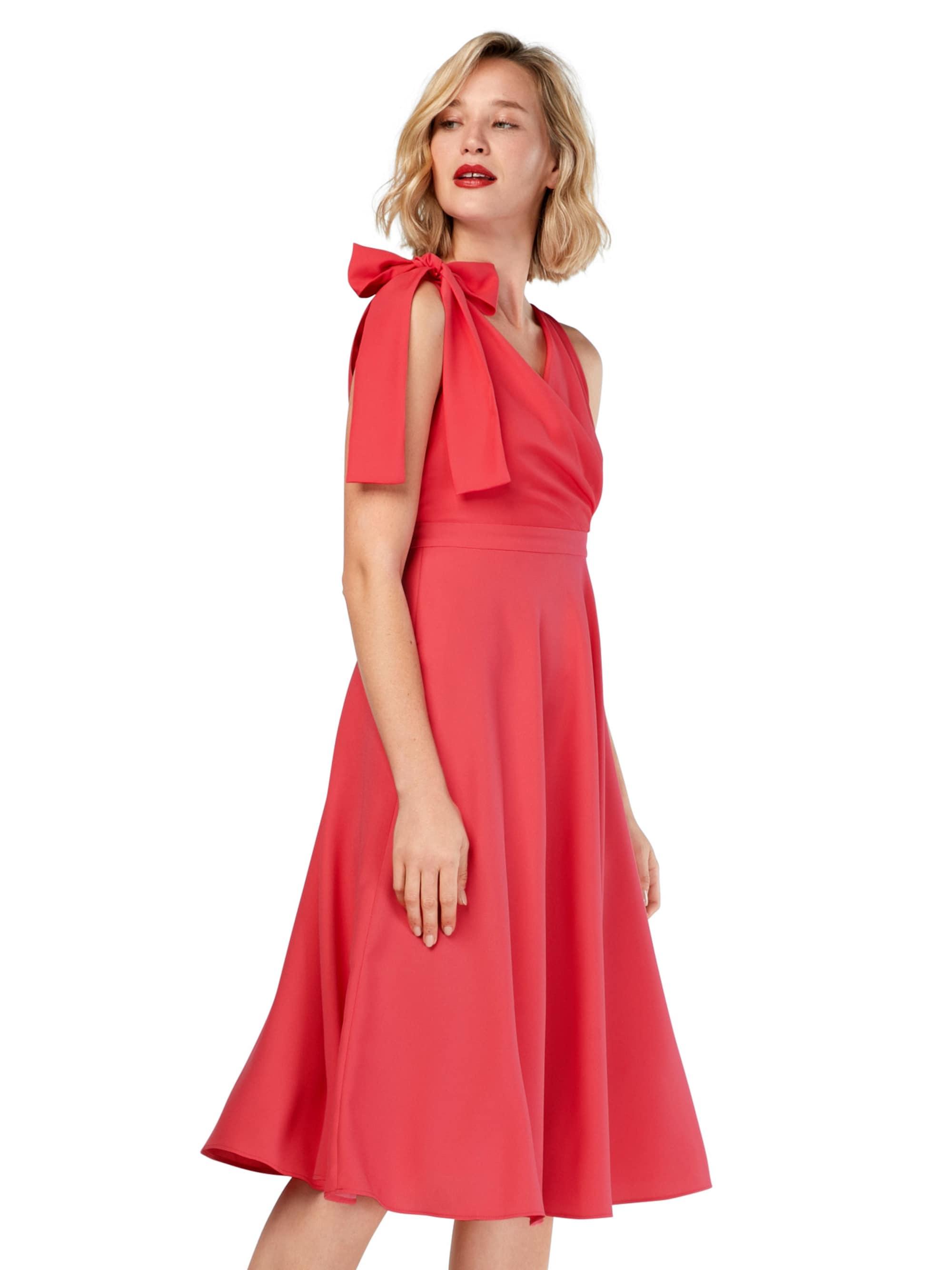 MAX&Co. Sukienka koktajlowa 'PASCAL'  czerwony
