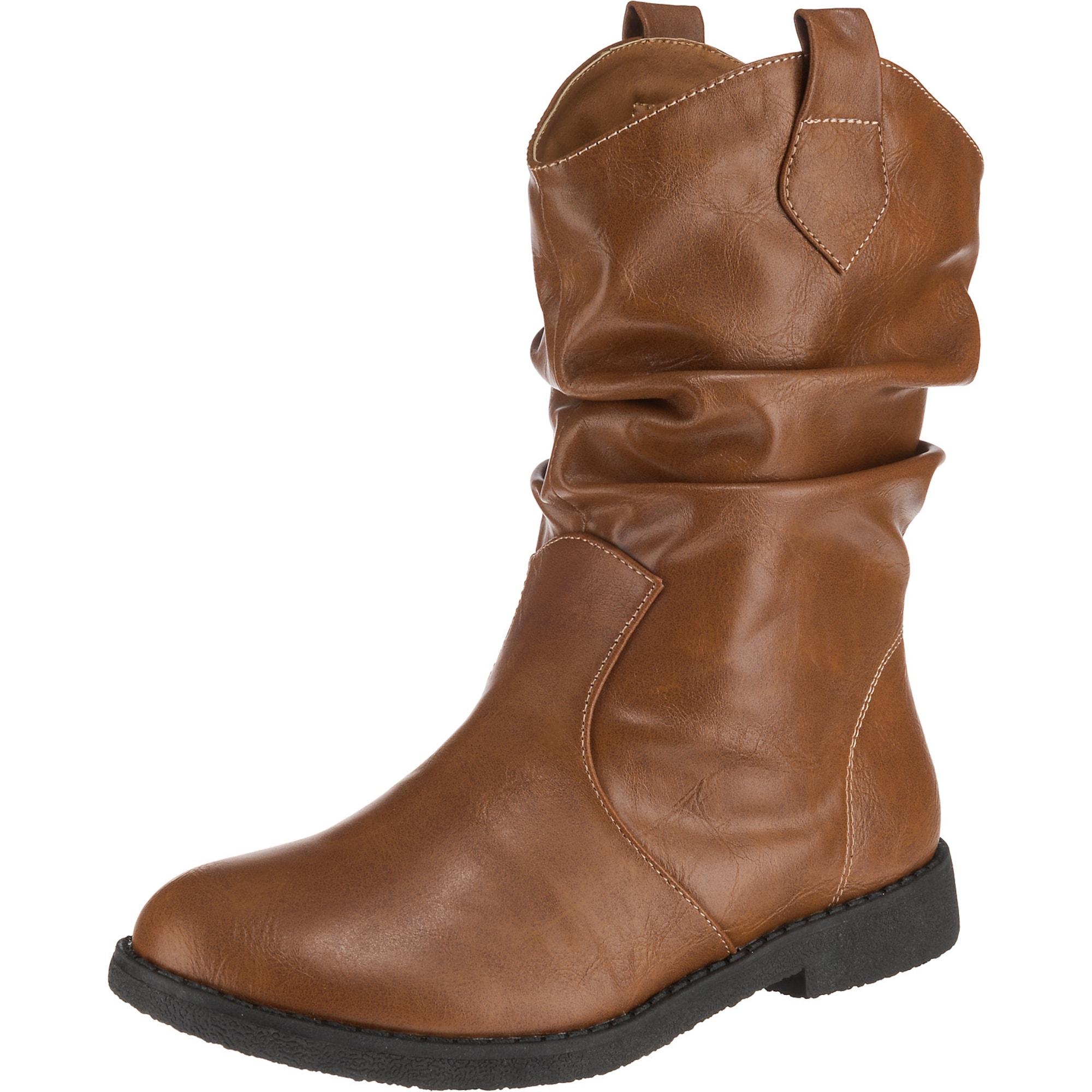 Winterstiefeletten | Schuhe > Stiefeletten > Winterstiefeletten | Braun | UNLIMITED