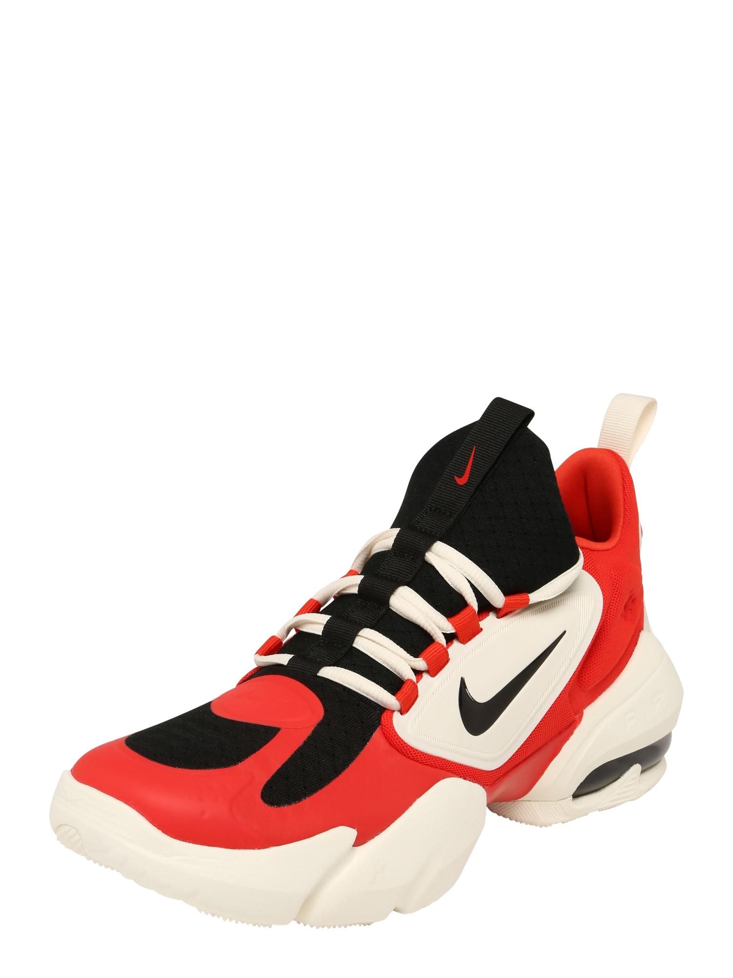 Běžecká obuv Air Max Alpha Savage červená černá bílá NIKE