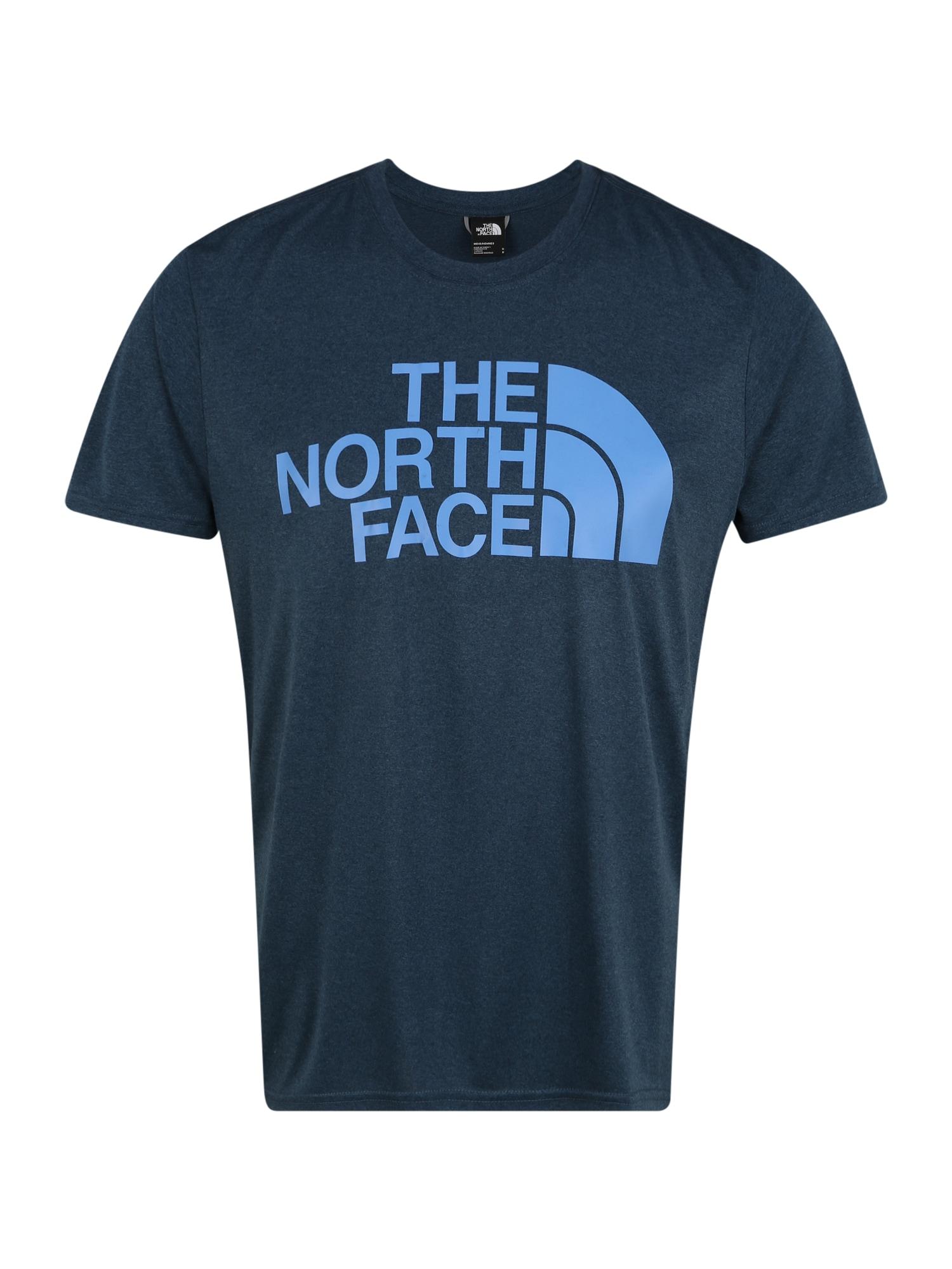 THE NORTH FACE Funkční tričko 'M REAXION EASY TEE '  tmavě modrá