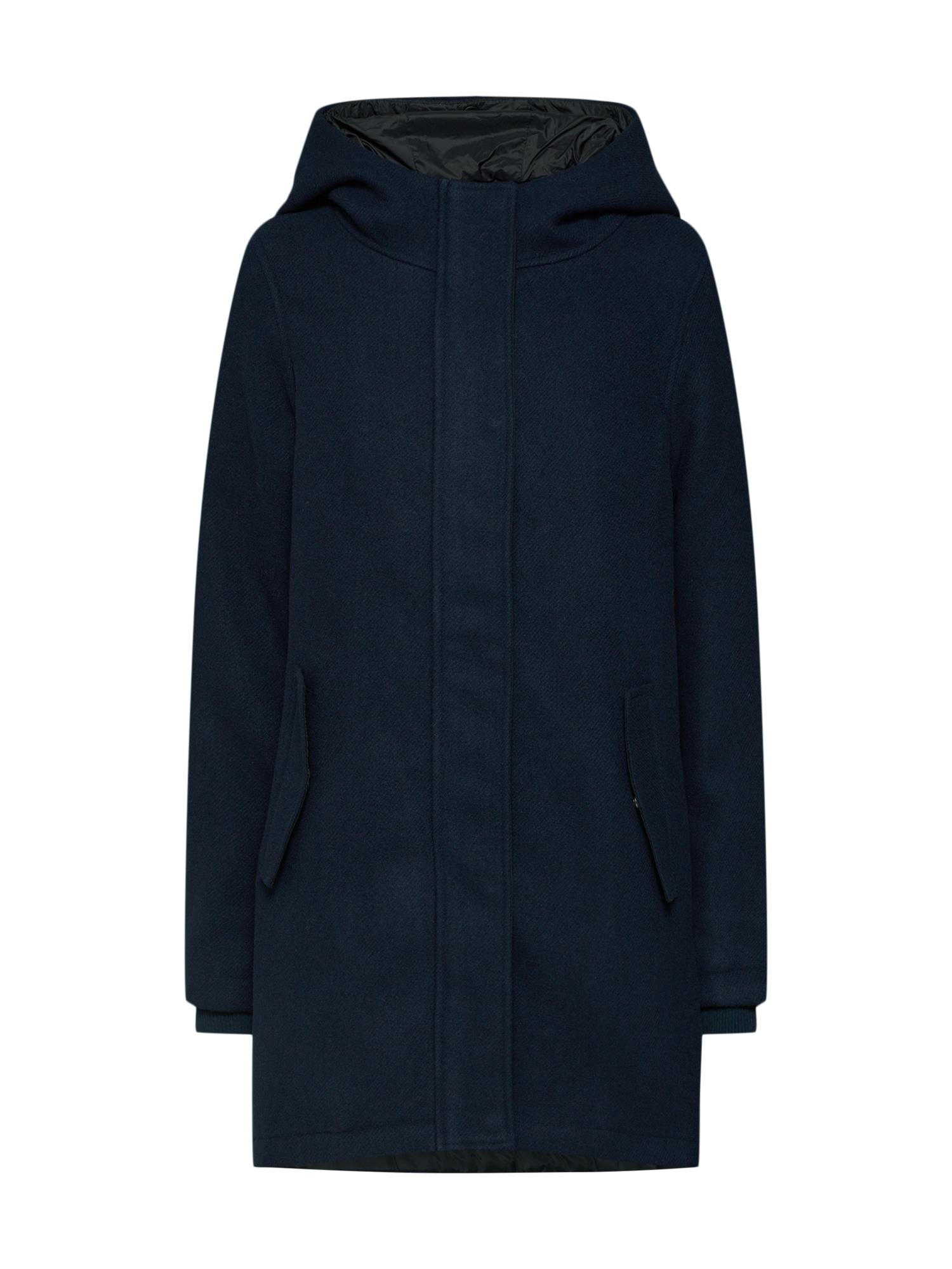 Zimní kabát TWO IN ONE námořnická modř Review
