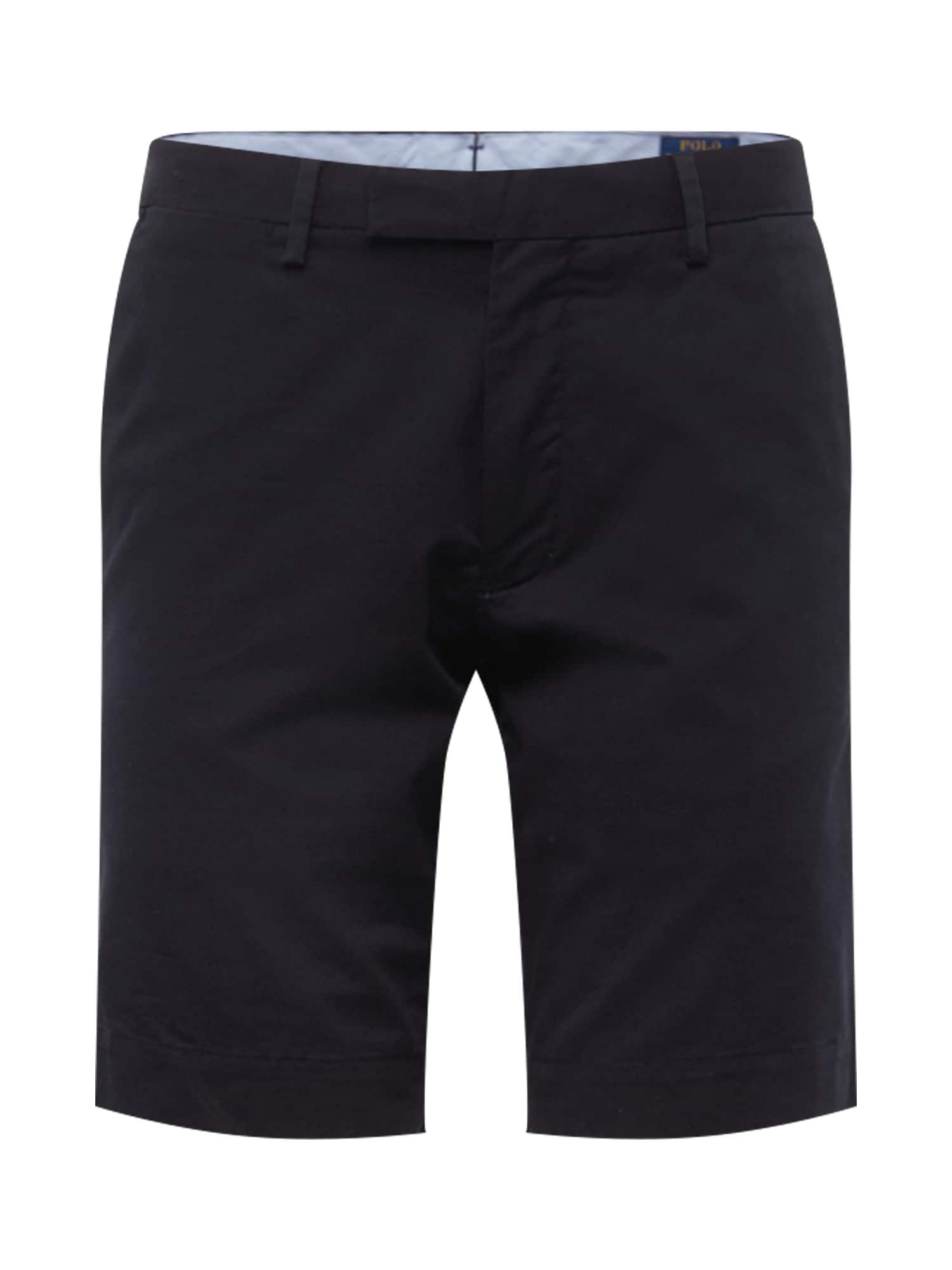 Chino kalhoty SLFHDNS-FLAT-SHORT námořnická modř POLO RALPH LAUREN