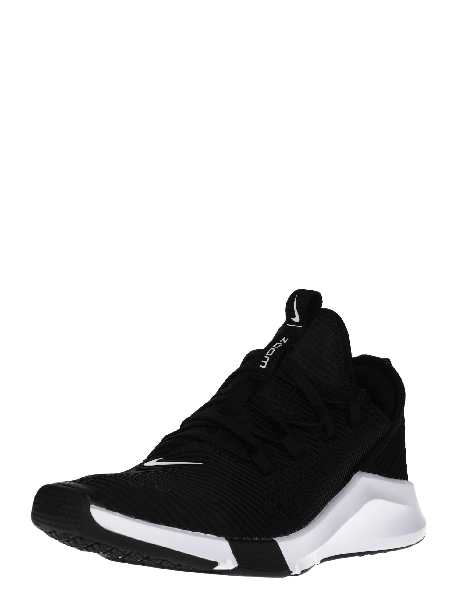 Sportovní boty Air Zoom Elevate černá bílá NIKE