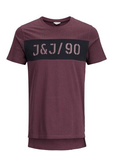JACK & JONES Länger geschnittenes T-Shirt Sale Angebote
