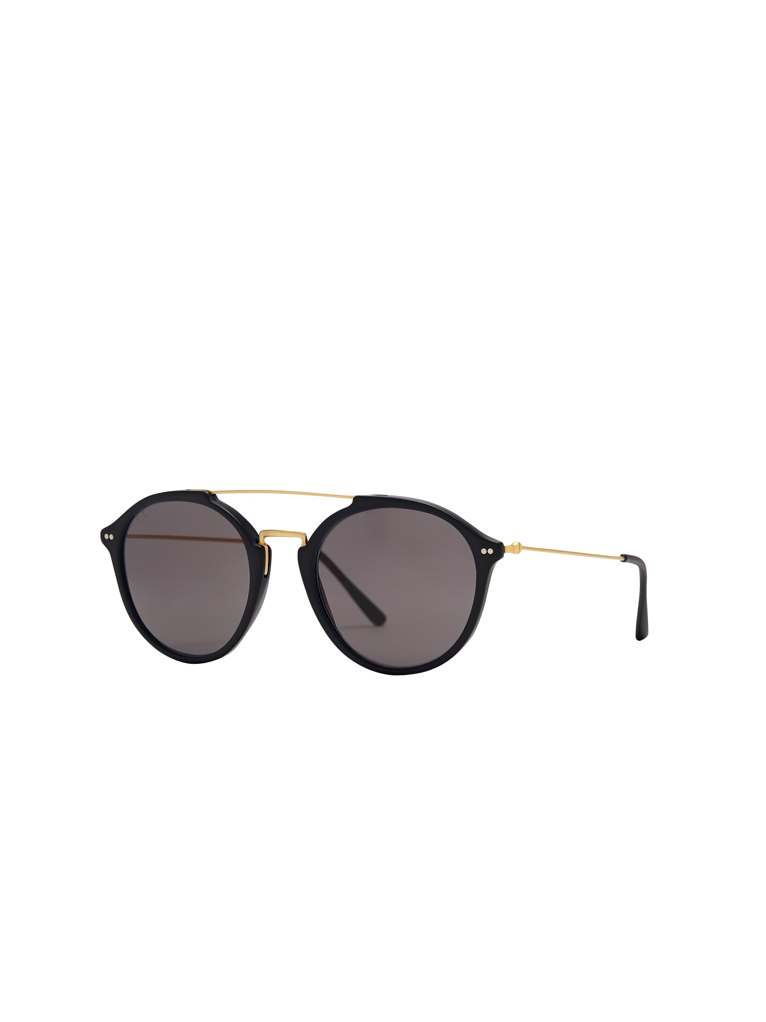 Sluneční brýle Fitzroy zlatá černá Kapten & Son