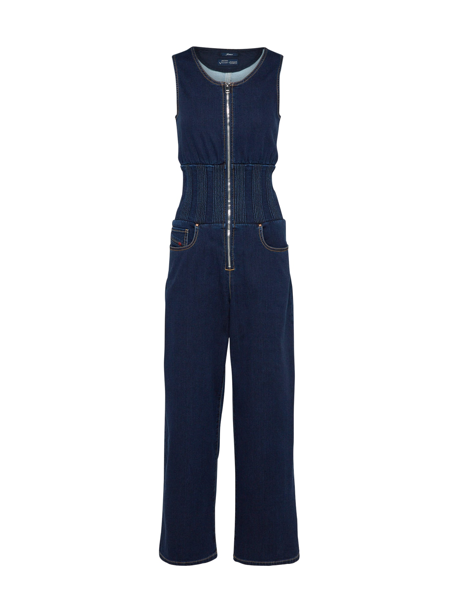 DIESEL Dames Jumpsuit JENEV blue denim