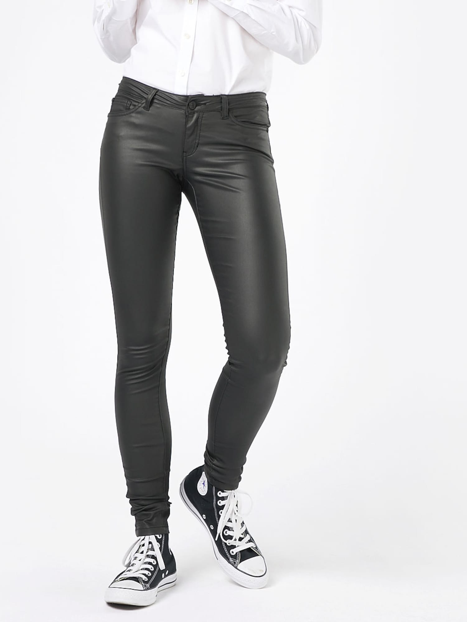 Jeans 'EVE LW DELUXE COATED'
