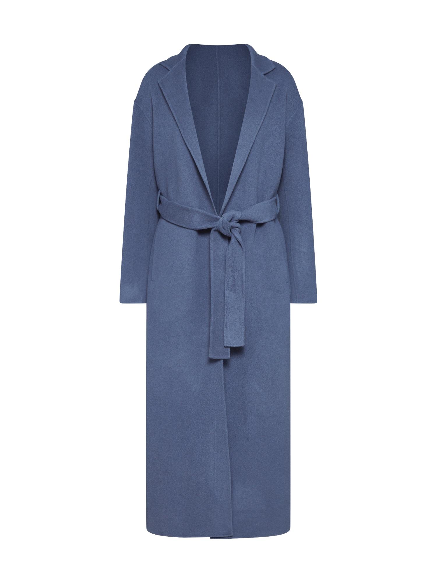 Zimní kabát Alexa Coat modrá Filippa K