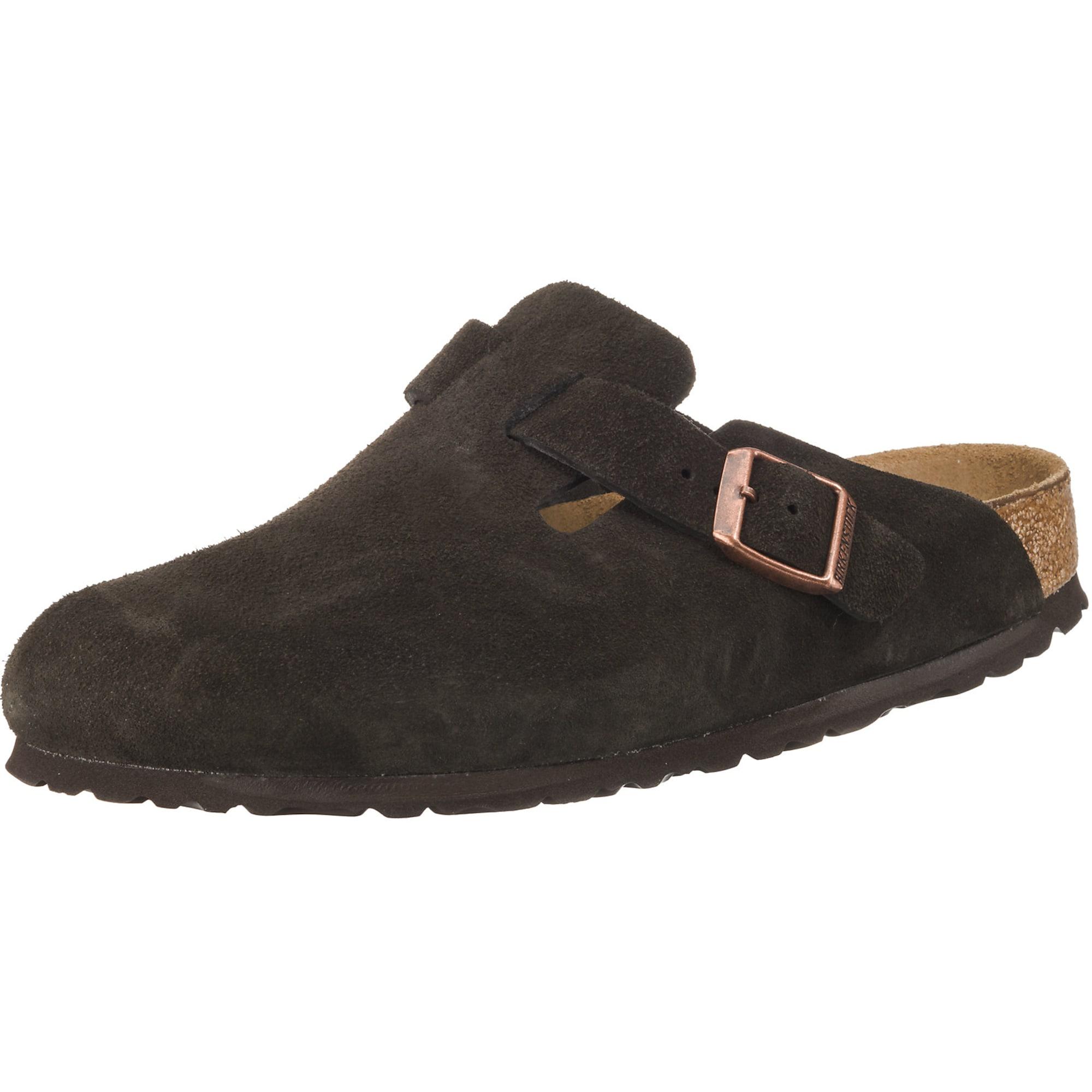 Weichbettung Clogs 'Boston' | Schuhe > Clogs & Pantoletten > Clogs | Braun | Birkenstock