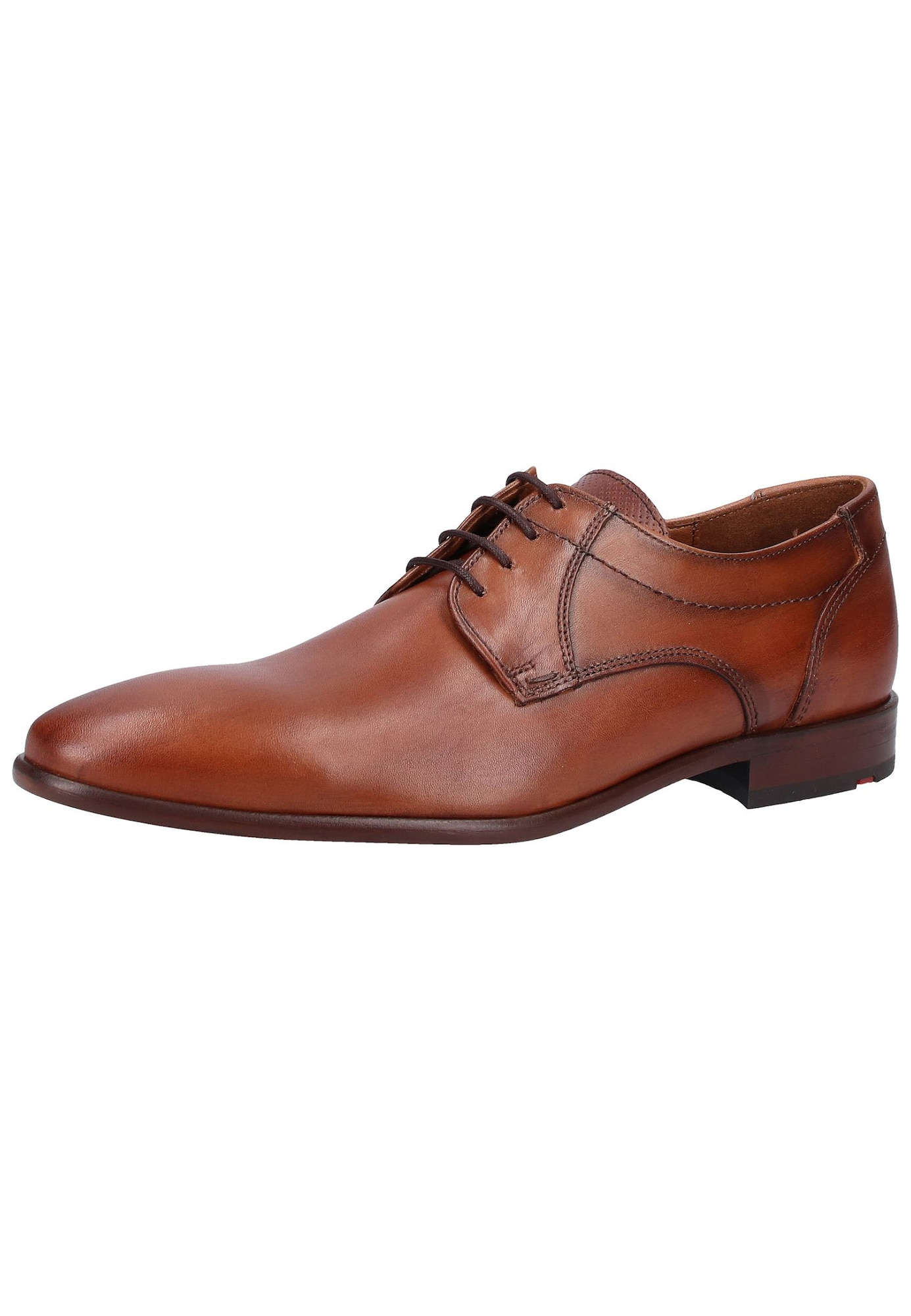 Šněrovací boty hnědá LLOYD