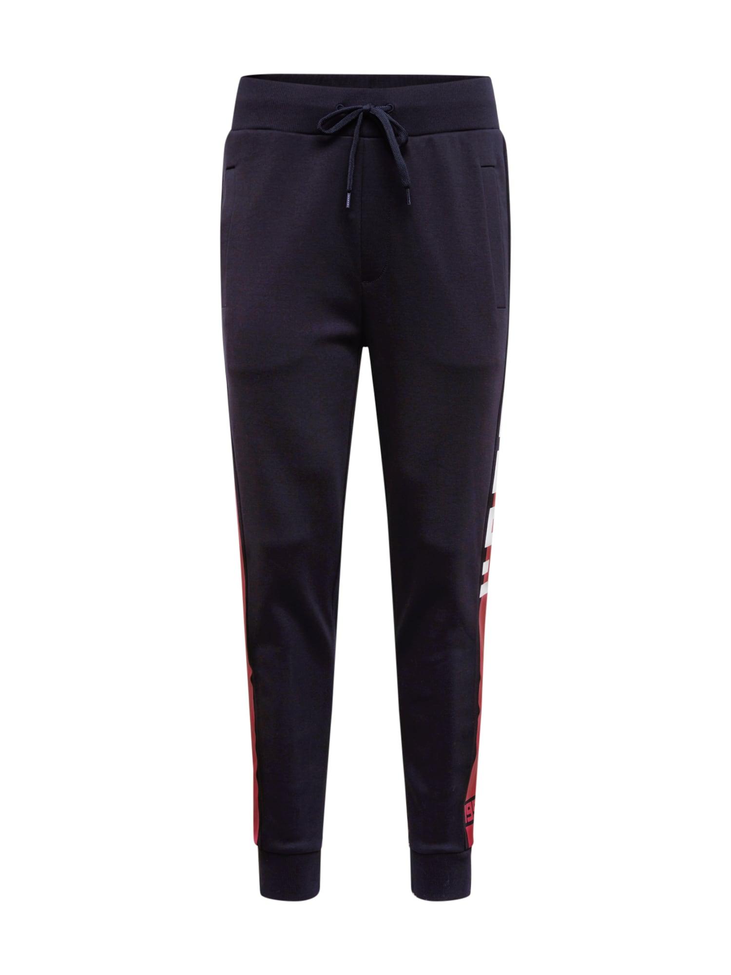 HUGO Kalhoty 'Deger'  černá