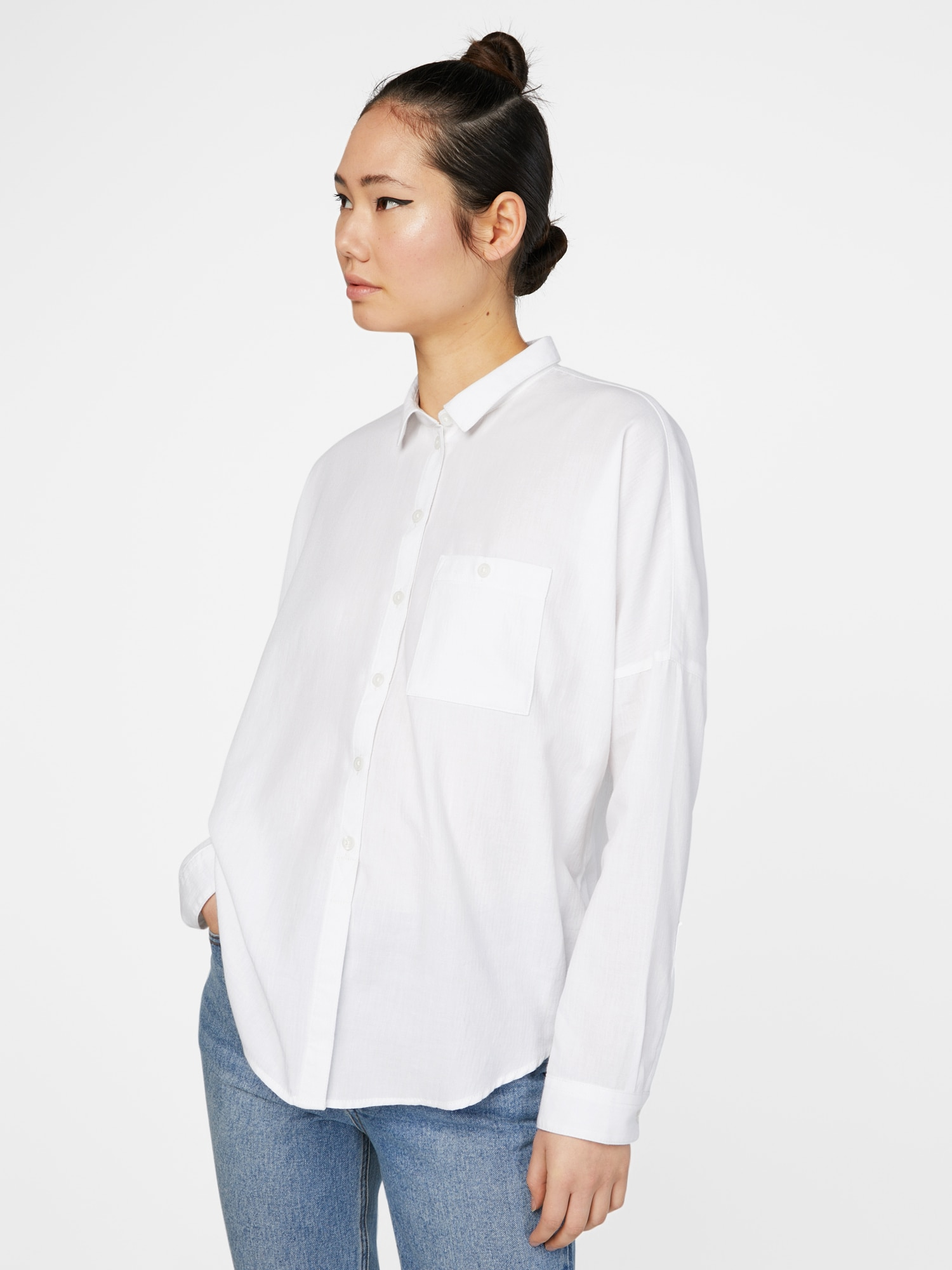 Blouse 'CASUAL OXFORD'