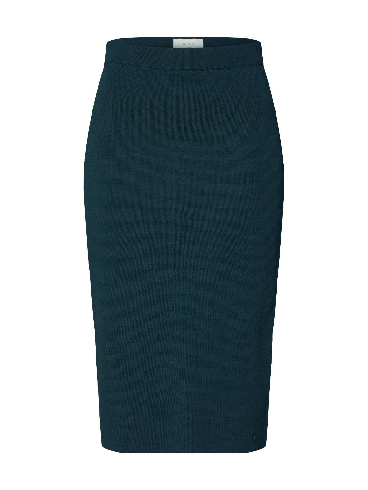 NÜMPH Sukně 'Nuaddyson'  zelená
