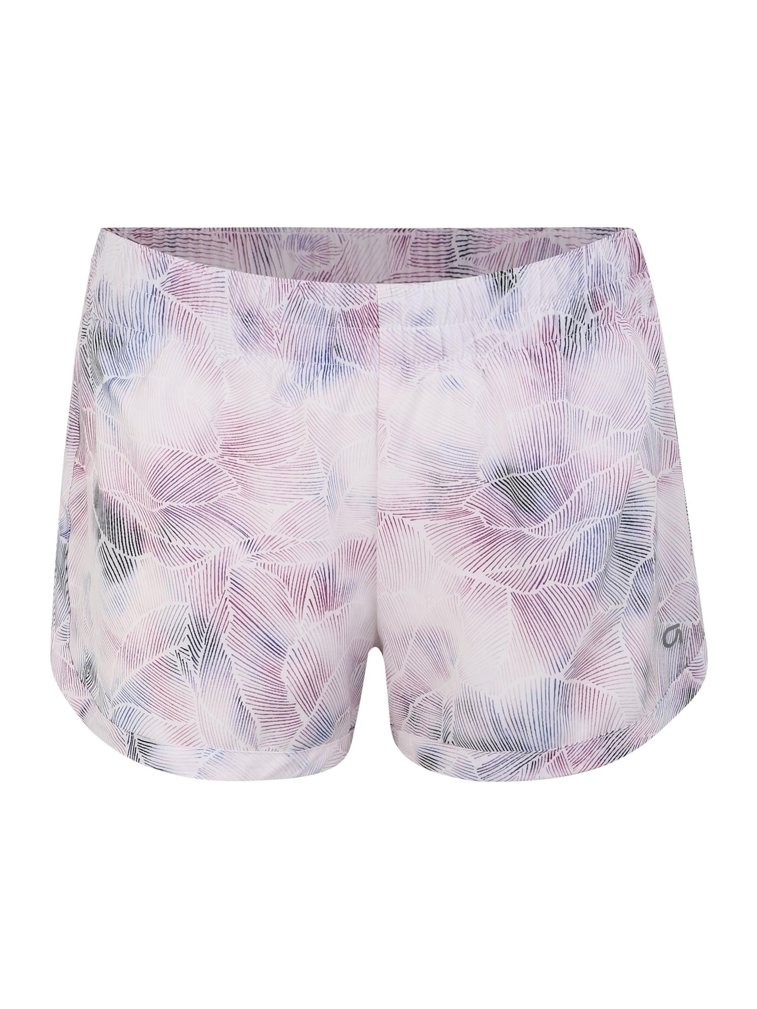 Sportovní kalhoty V-GSPRINT SHORT SH modrá růžová bílá GAP