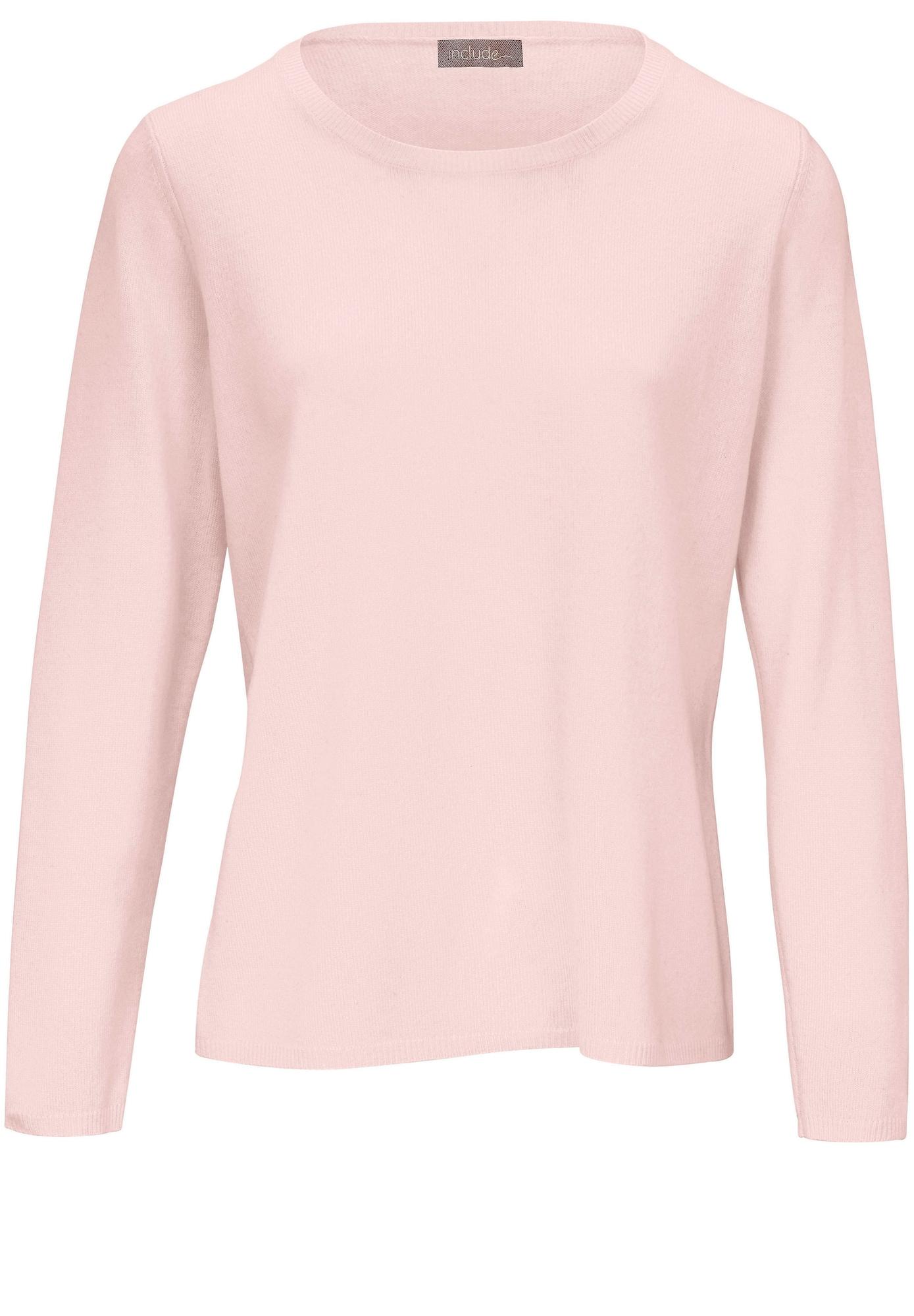 Pullover mit Rundhalsausschnitt | Bekleidung > Pullover > Rundhalspullover | Include