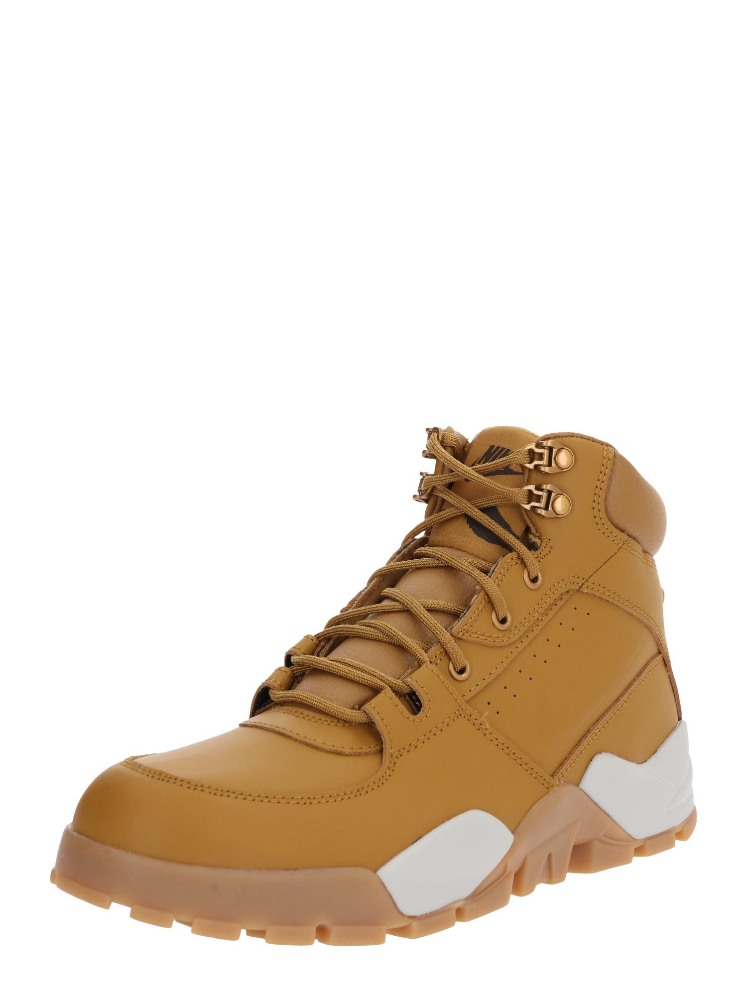 Nike Sportswear Nízke tenisky 'rhyodomo'  béžová / hnedé