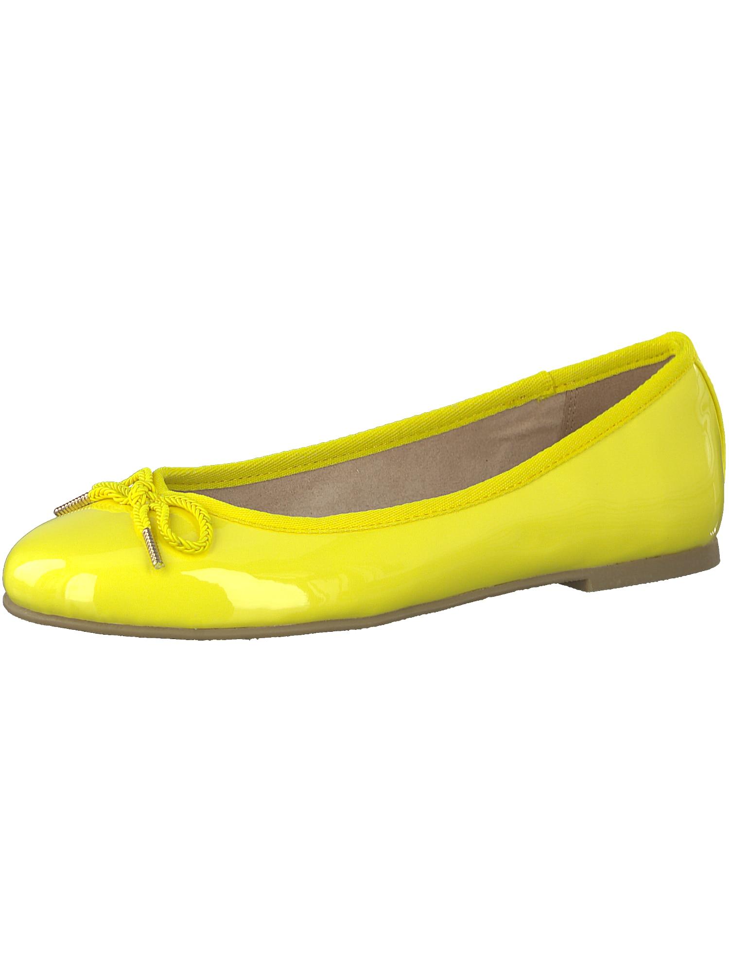 Baleríny žlutá TAMARIS