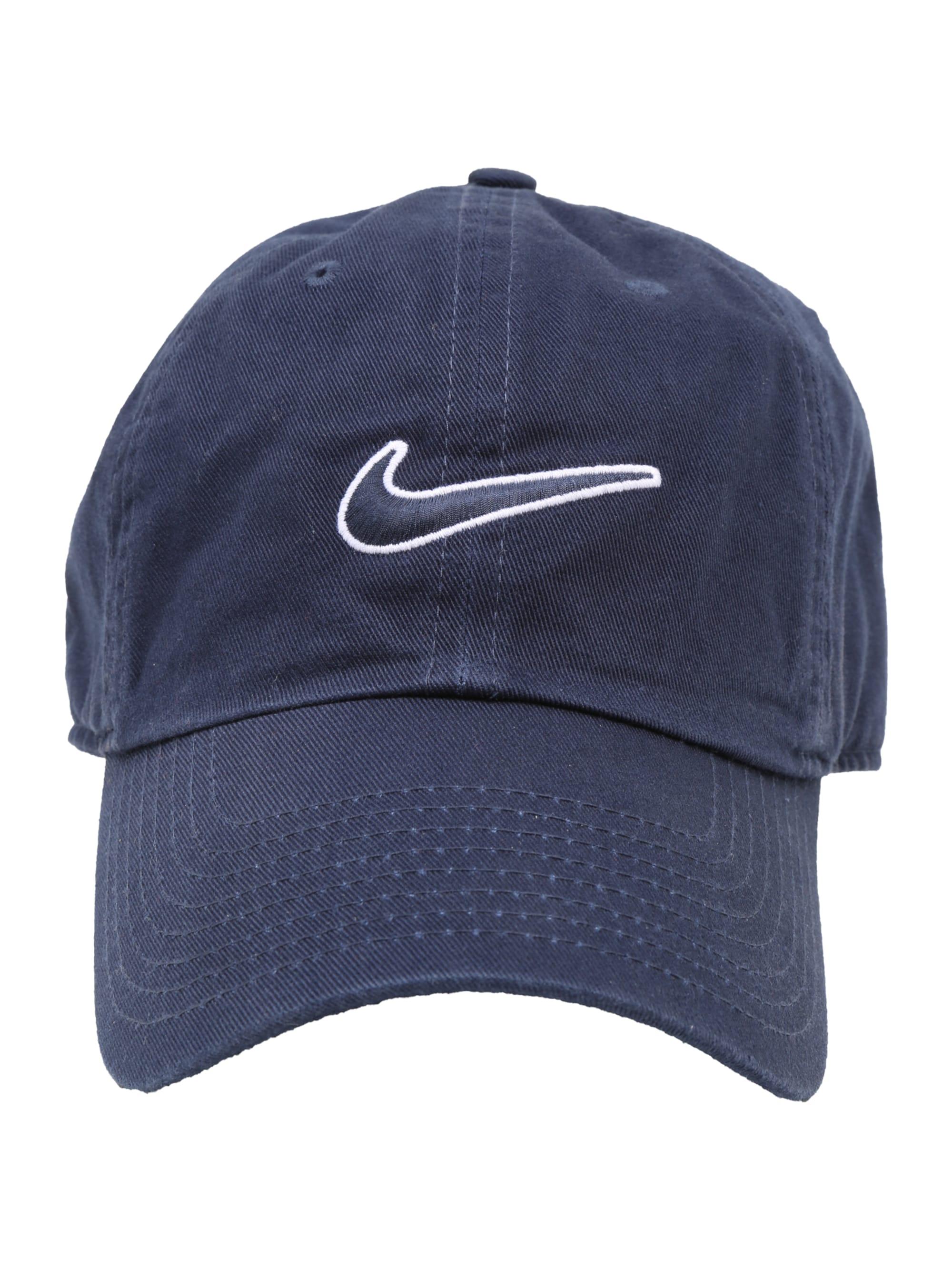 Nike Sportswear Czapka z daszkiem 'Heritage86'  ciemny niebieski