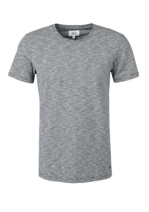 Shirt in Slubyarn-Optik