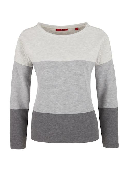 Struktur-Sweater