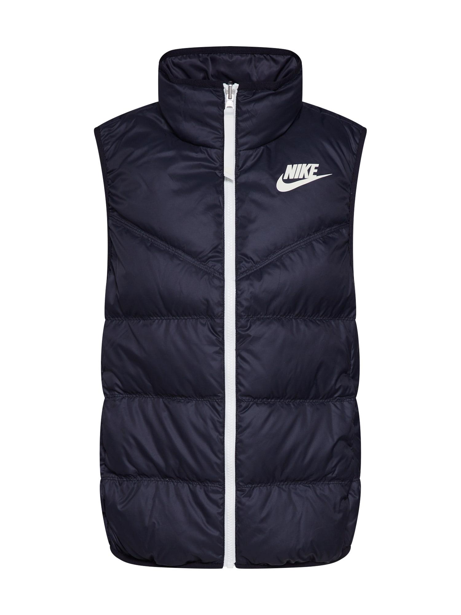 Weste   Bekleidung > Westen   Schwarz   Nike Sportswear