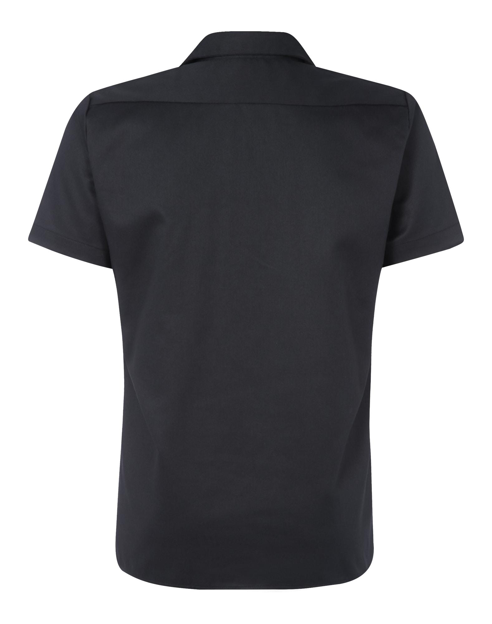 DICKIES, Heren Overhemd, zwart