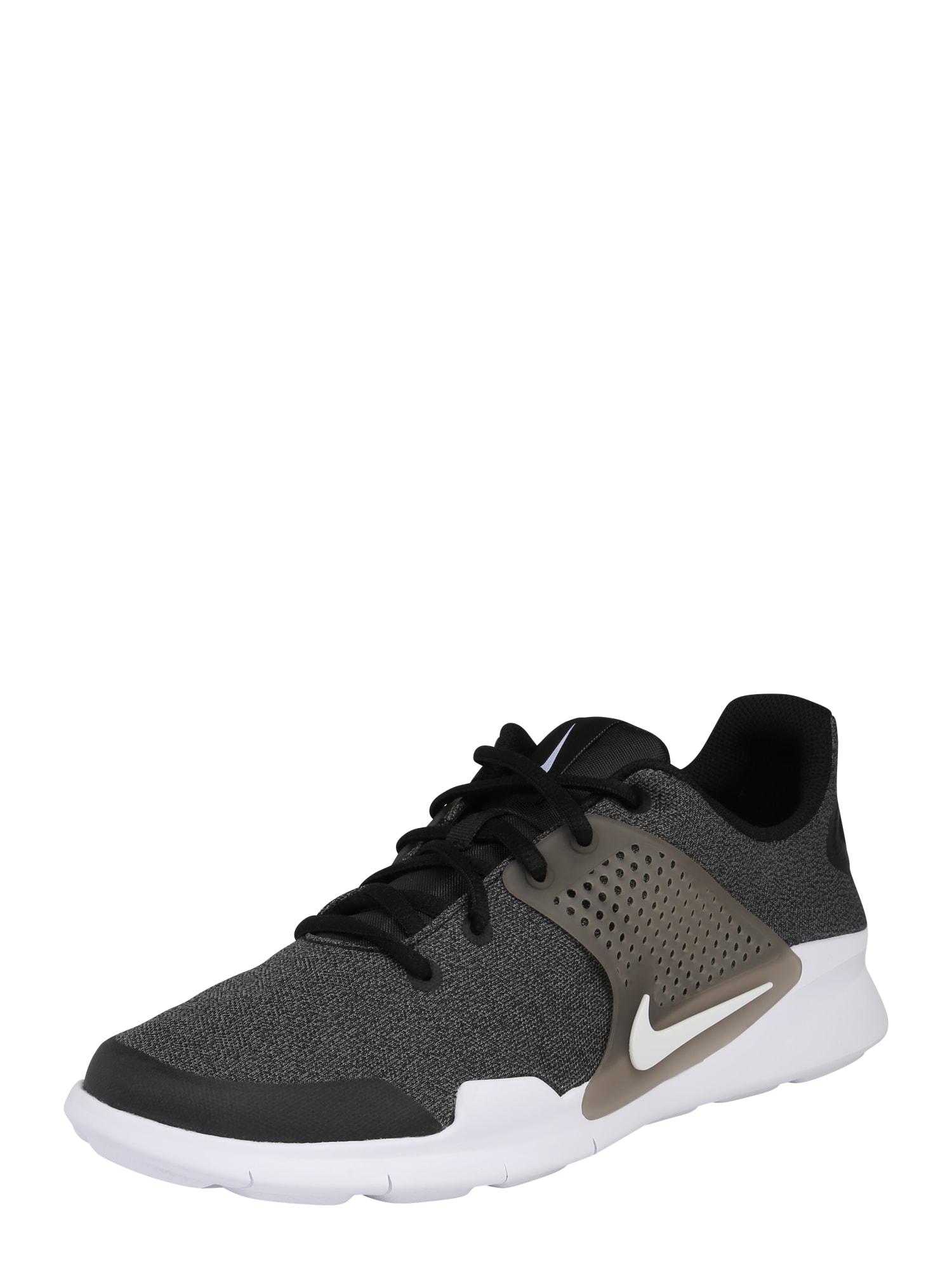 Nike Sportswear Tenisky 'ARROWZ'  černá / bílá