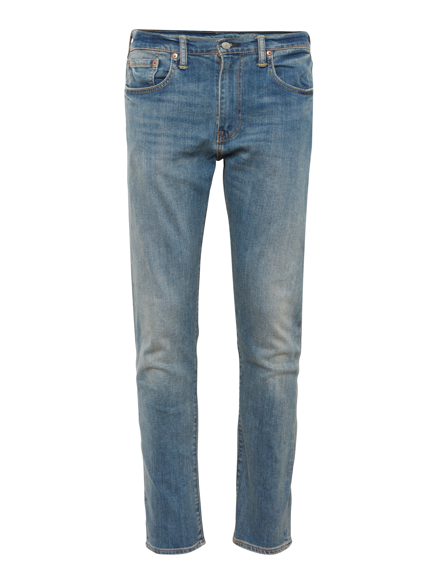 LEVI'S Heren Jeans 502™ REGULAR TAPER blue denim