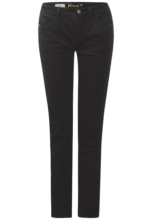 Bequeme Black Denim ´Crissi´