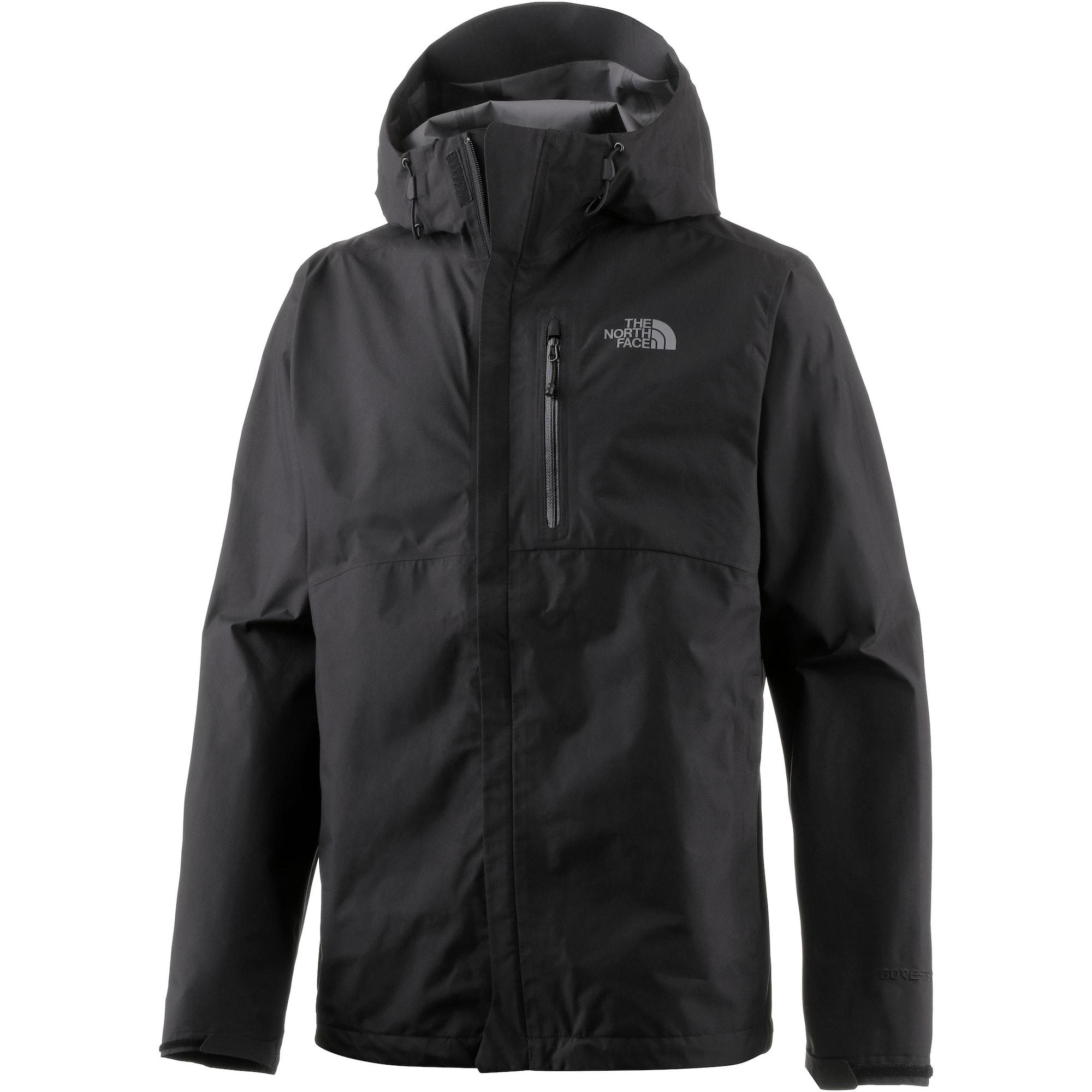 Outdoorová bunda Dryzzle černá THE NORTH FACE