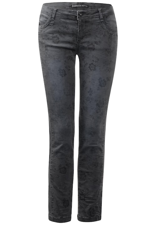Flowerprint Denim ´Crissi´