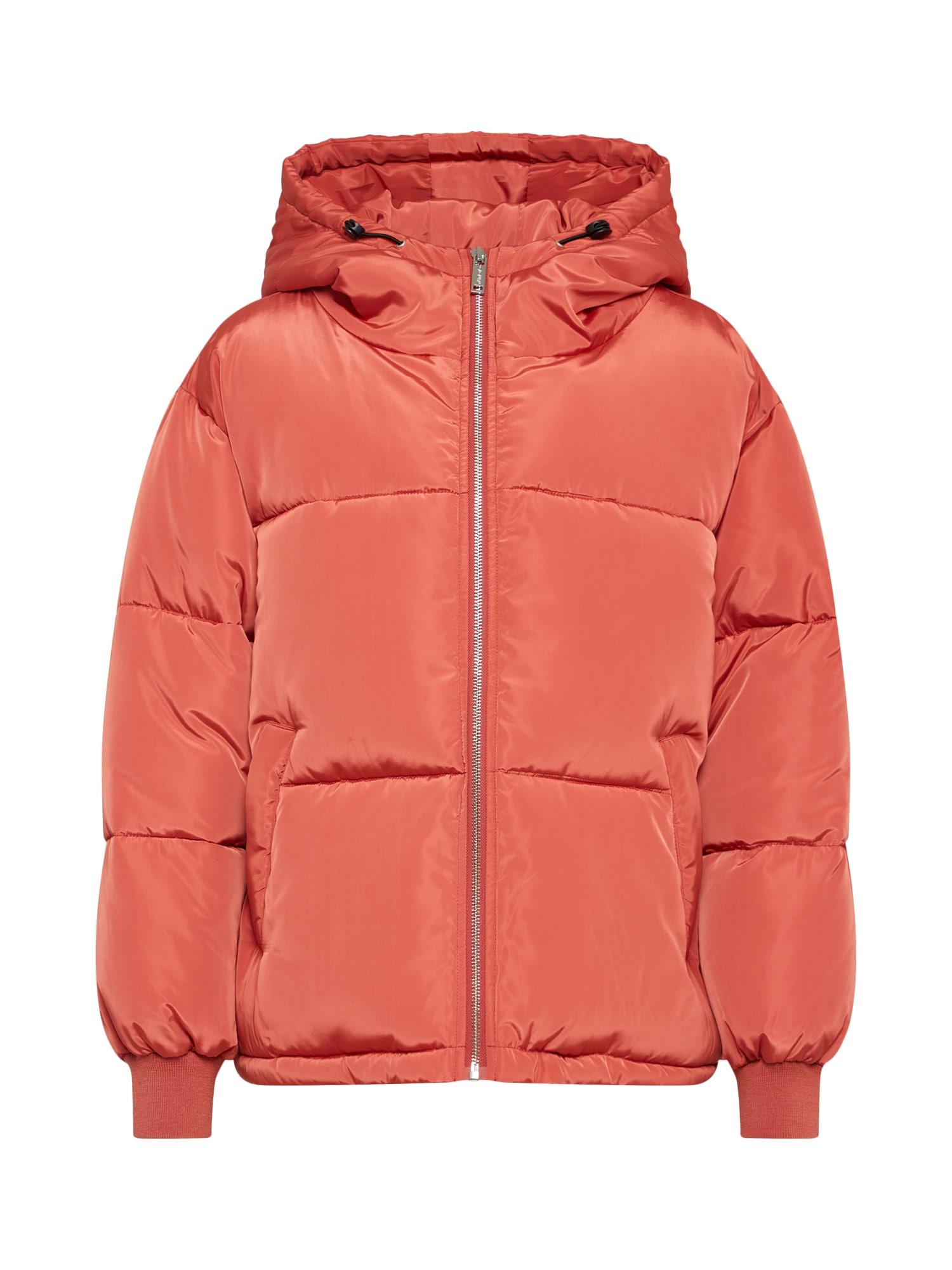Zimní bunda Beady oranžově červená Wemoto
