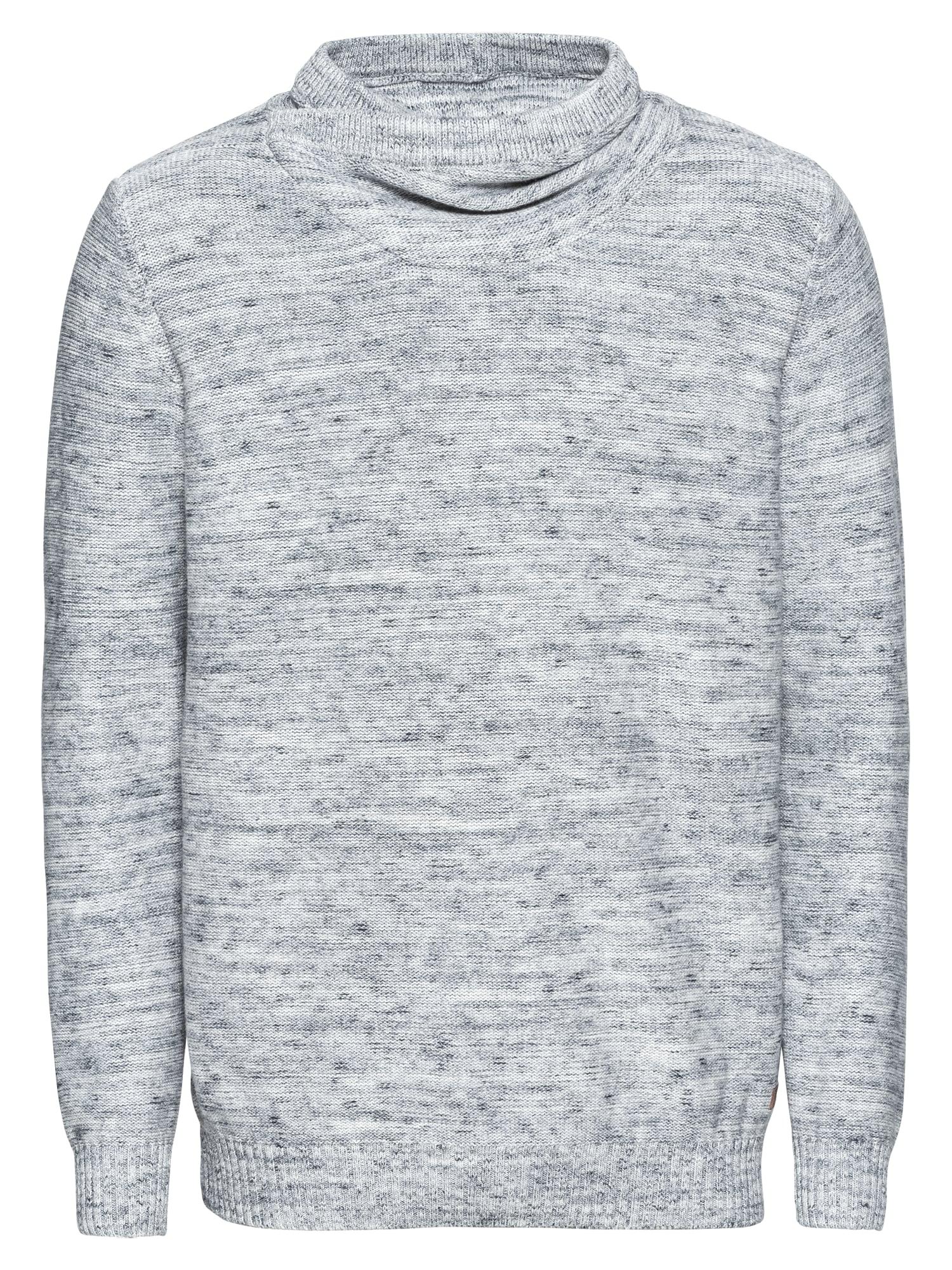 Svetr OSCARE šedý melír Pepe Jeans