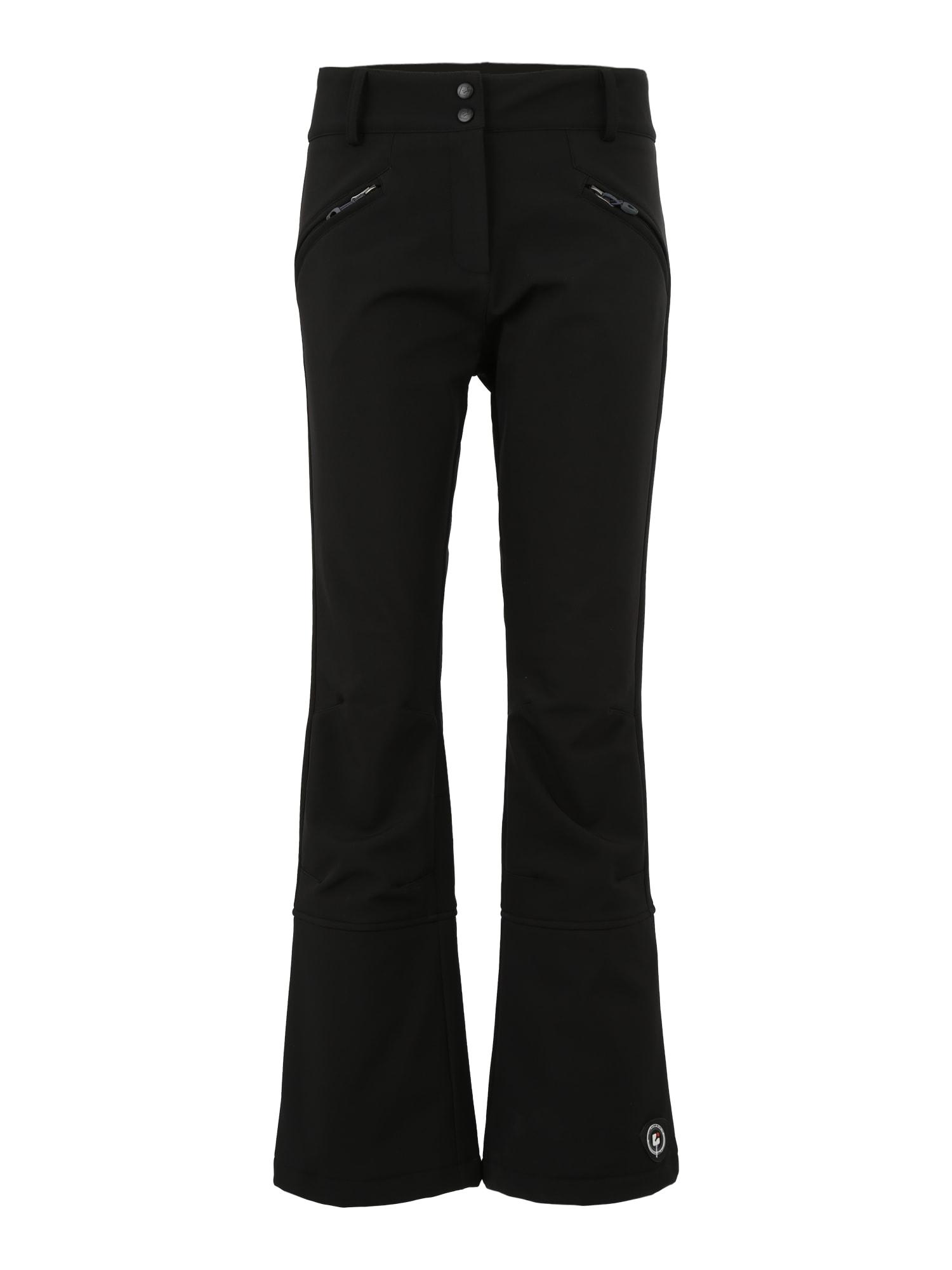 Outdoorové kalhoty Nynia černá KILLTEC