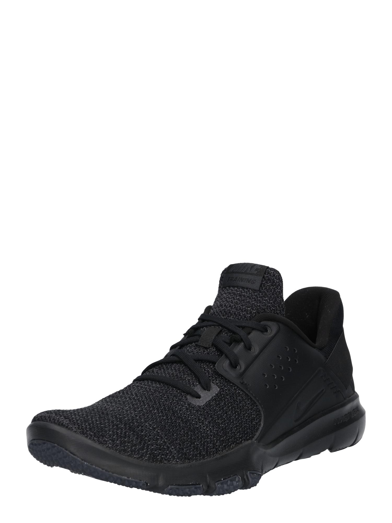 Sportovní boty Flex Control 3 černá NIKE