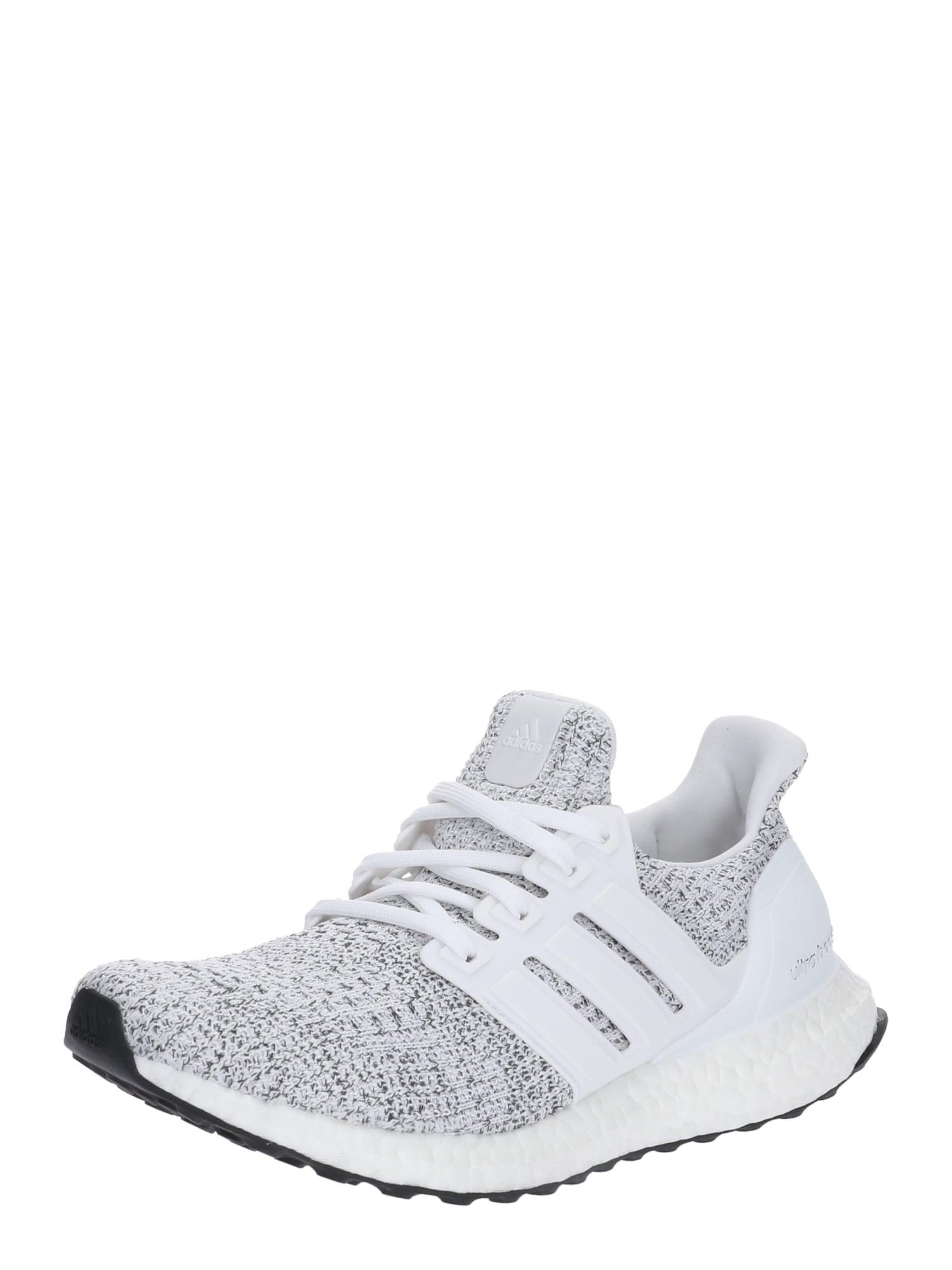 Běžecká obuv UltraBOOST Uncaged světle šedá bílá ADIDAS PERFORMANCE
