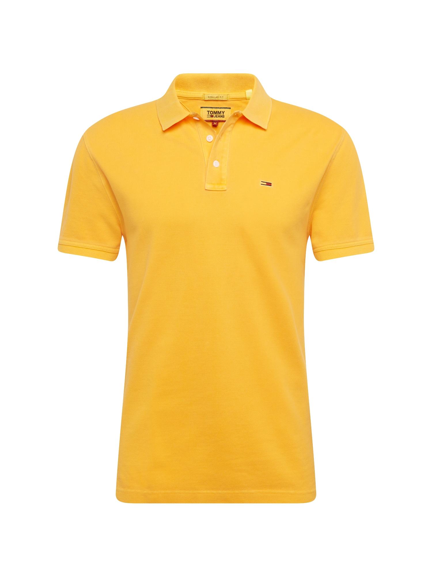 Tričko žlutá Tommy Jeans