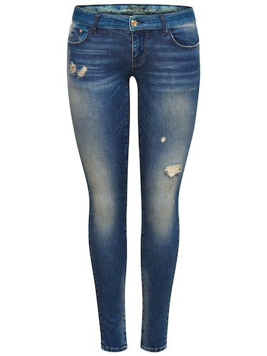 'Coral' Skinny Fit Jeans