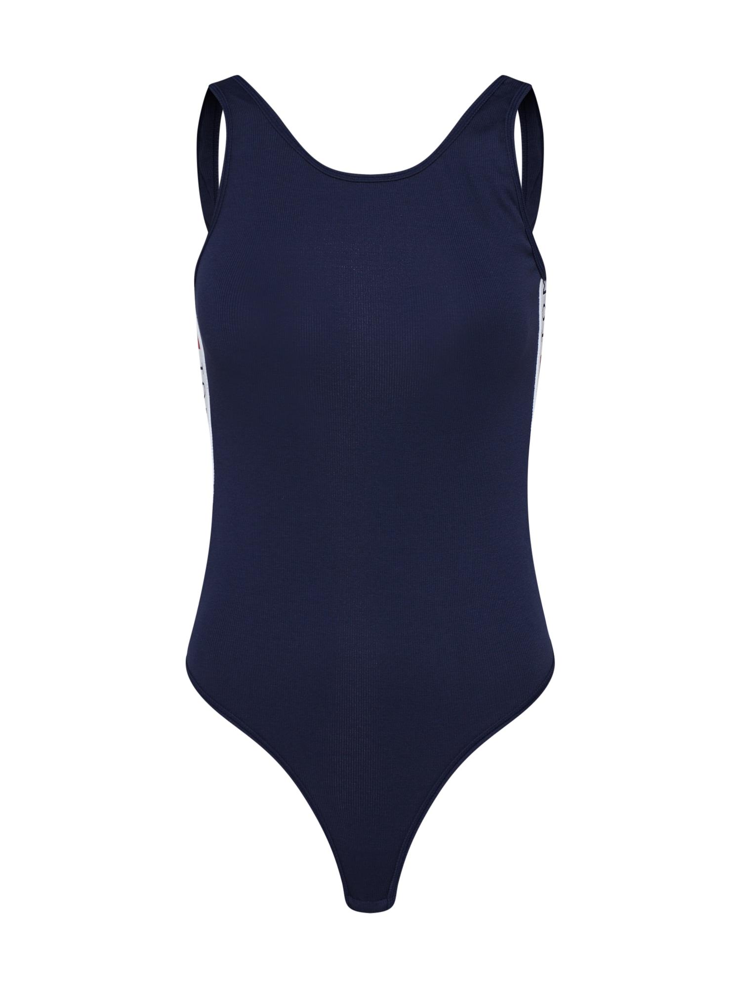 Tričkové body tmavě modrá Tommy Hilfiger Underwear
