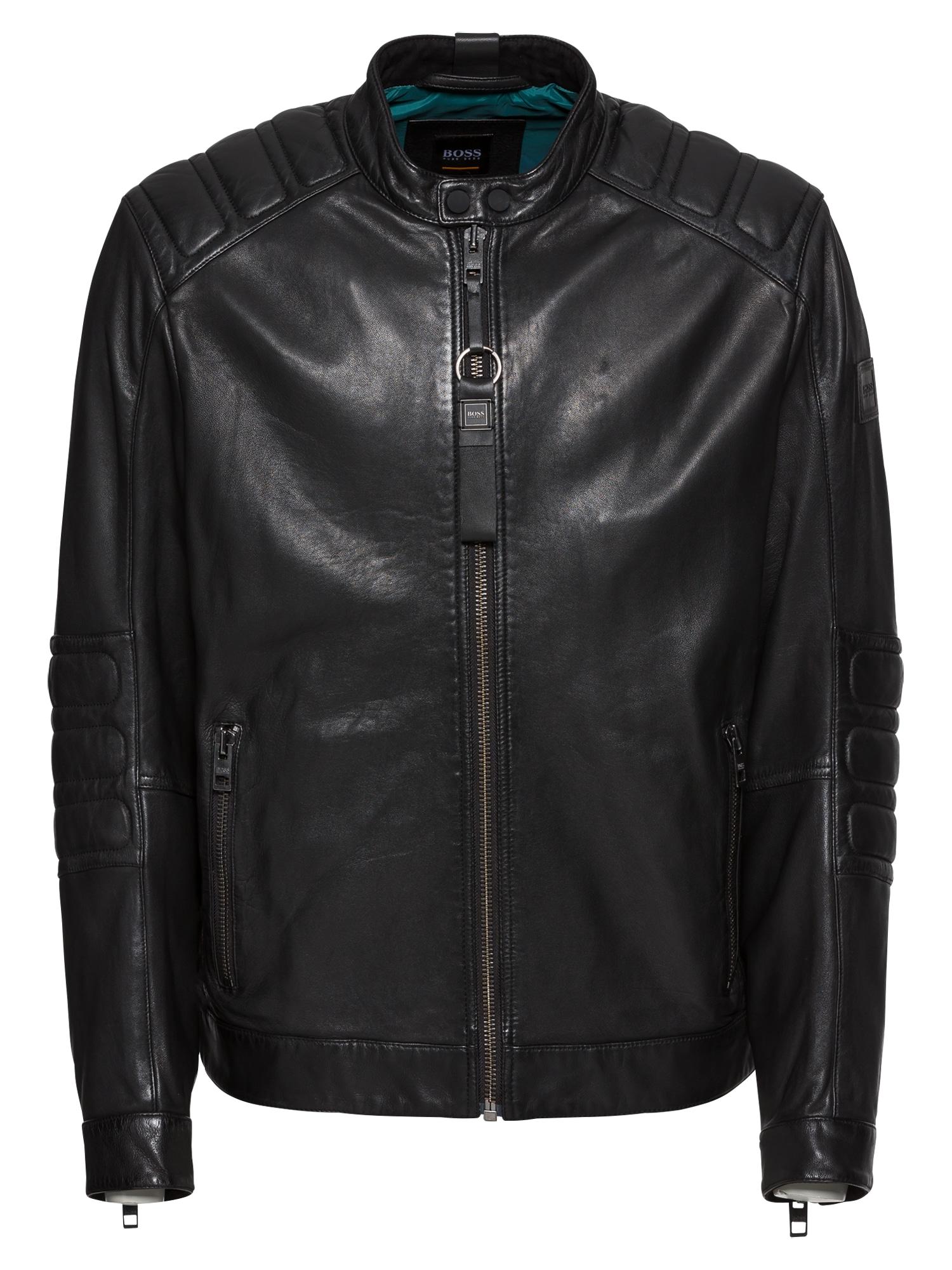 Přechodná bunda Jagson 10213408 01 černá BOSS