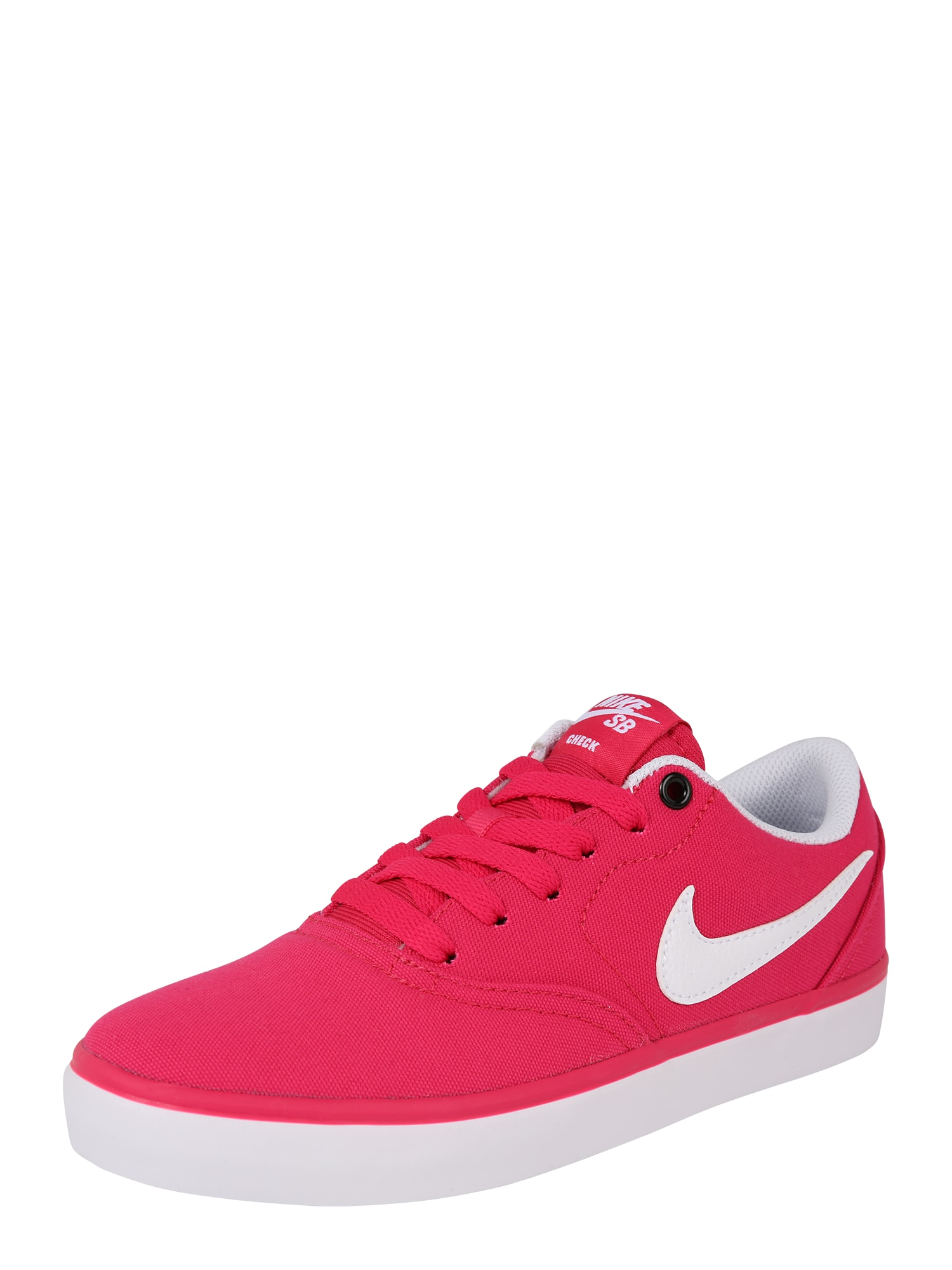Tenisky Check Solar pink bílá Nike SB